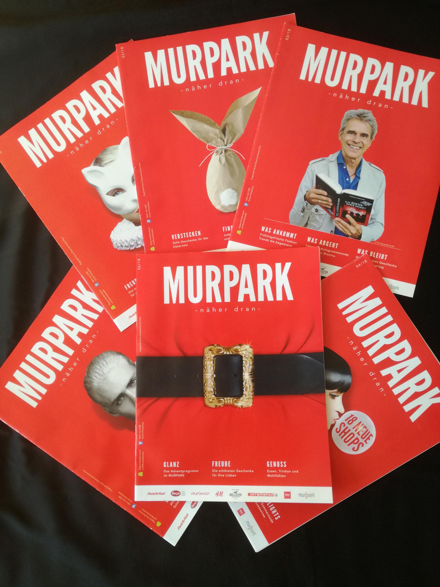 MURPARK Magazine 2018 (josefundmaria)