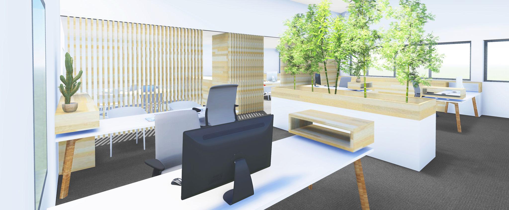 Proyecto de oficinas en Bergondo