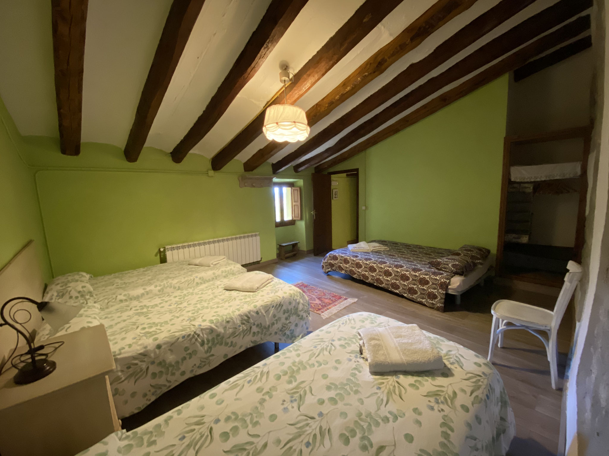 Dormitori verd