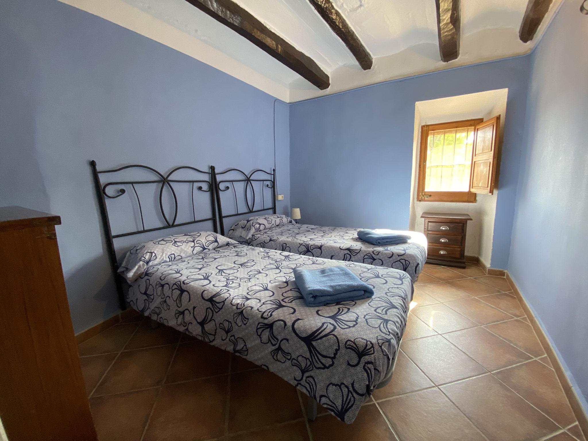 Dormitori blau