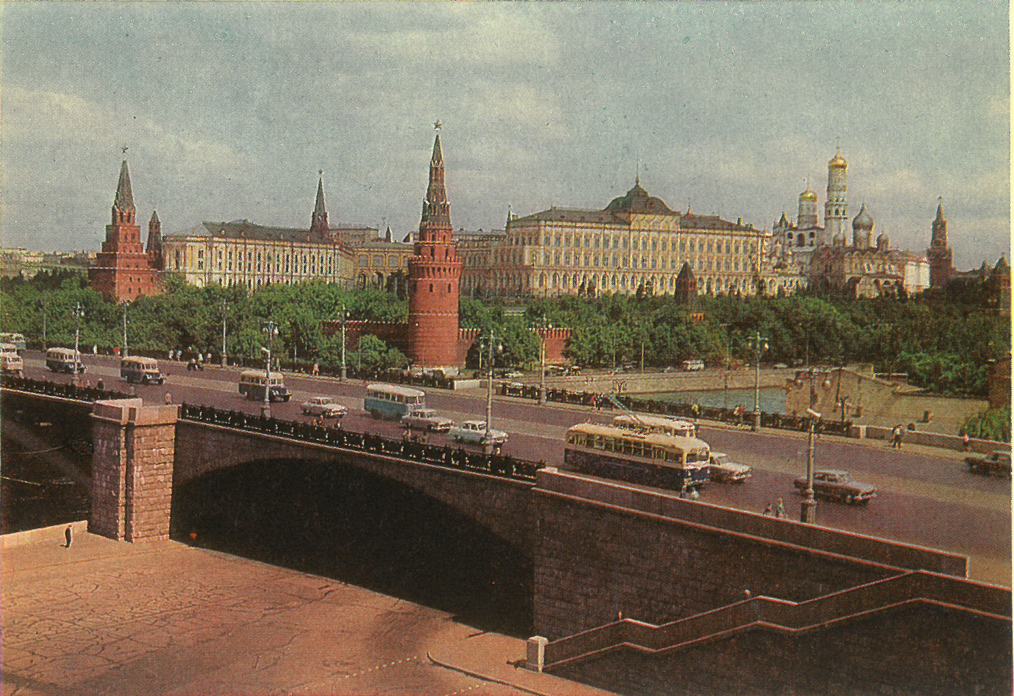 Stein Brücke 1968