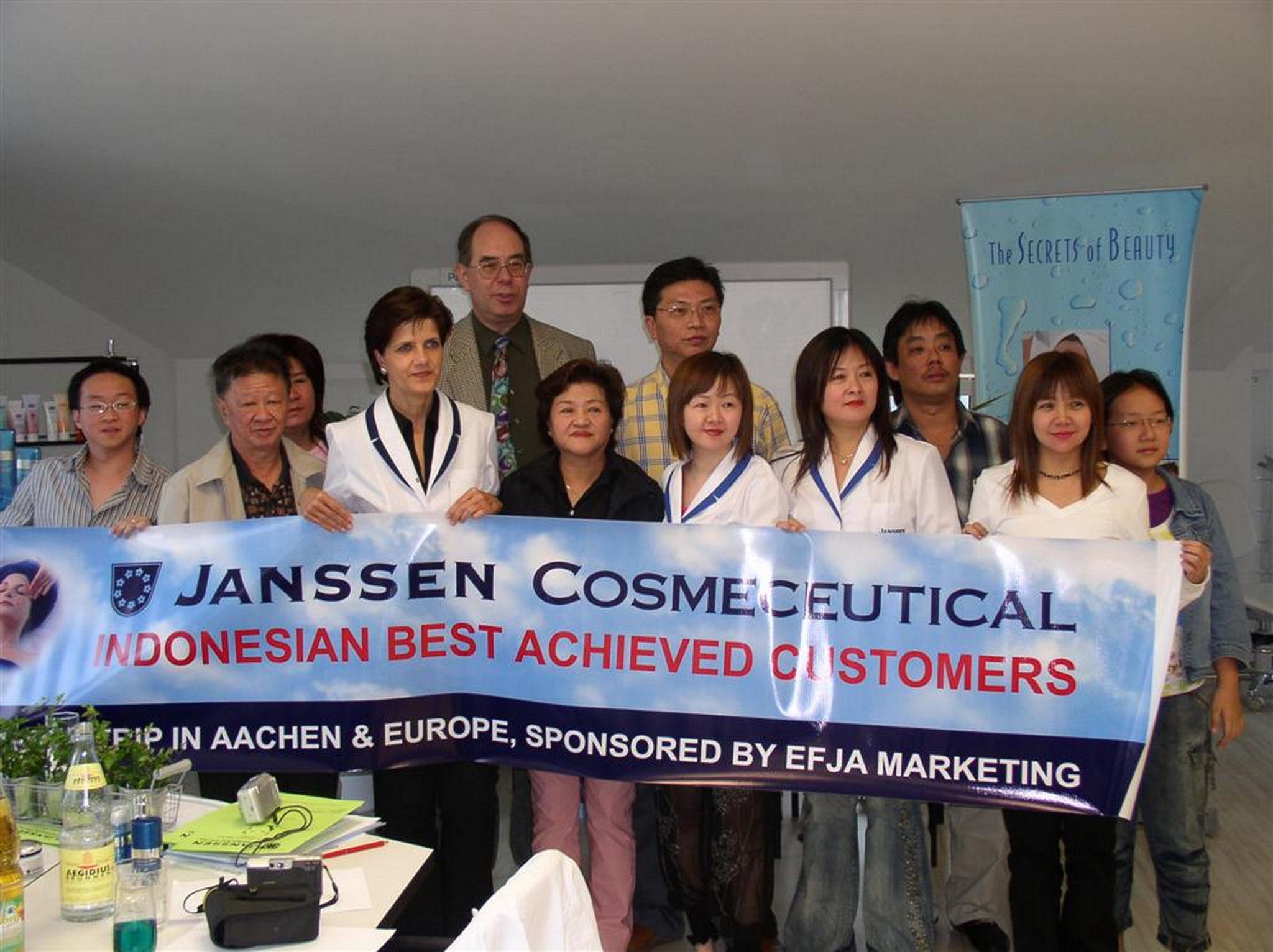 First Indonesia seminar in Aachen 2004