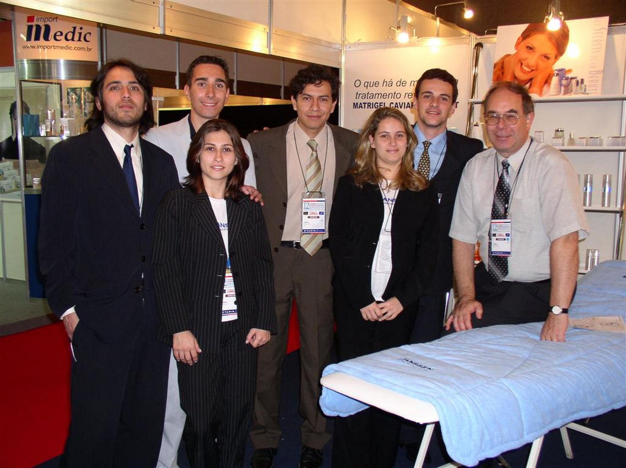 Expo Team in Rio de Janeiro 2004