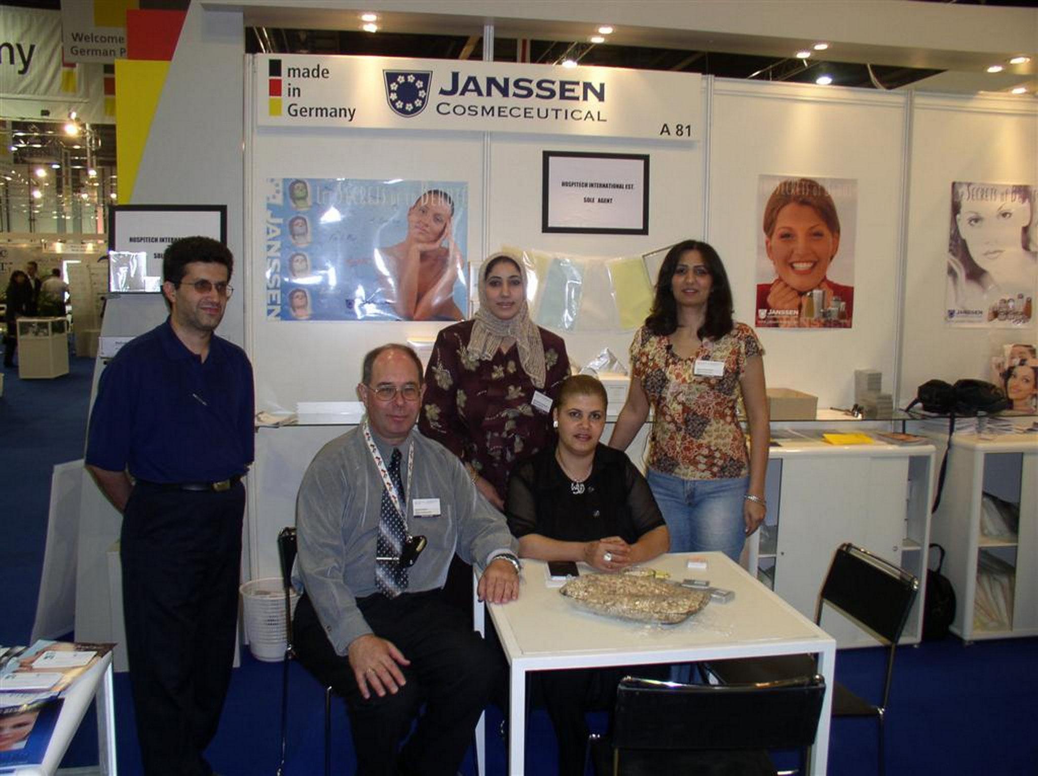 Dubai Beautyworld with doctors from Hospitech
