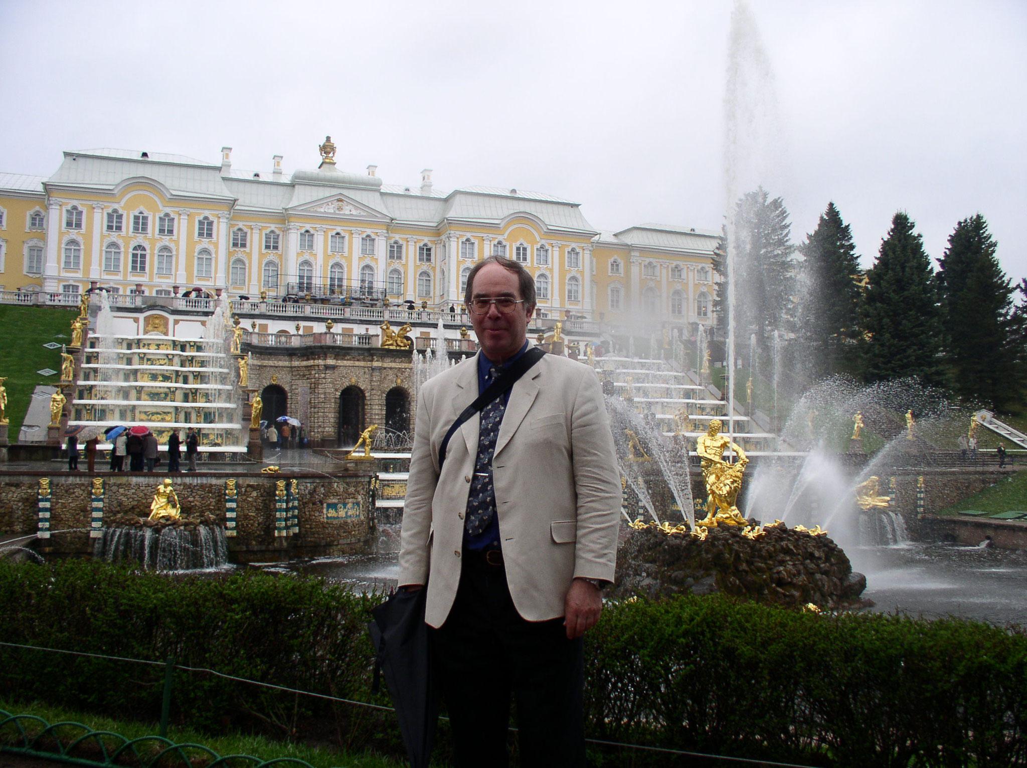 Peterhof 2003