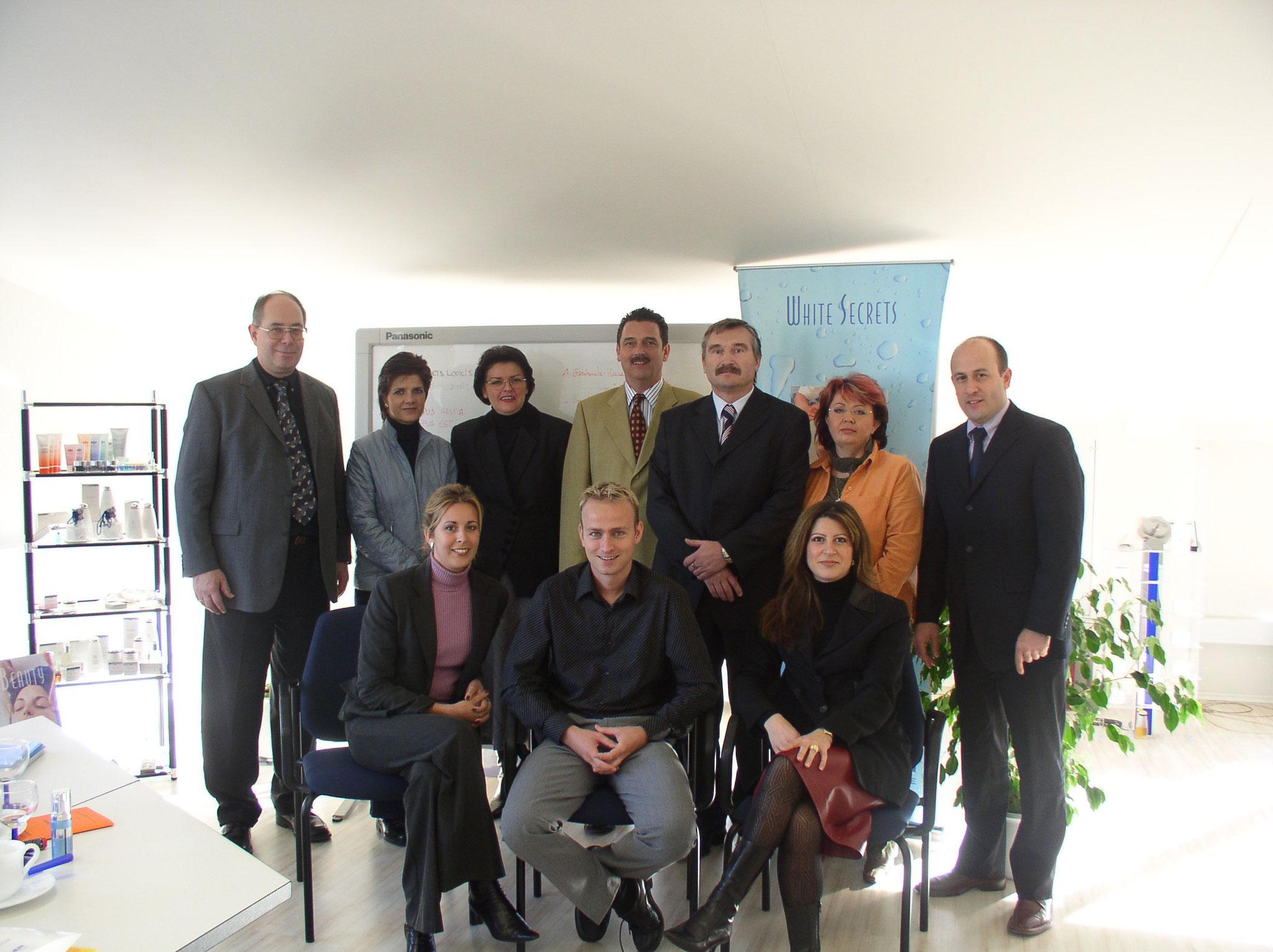 Distributor Meeting in Aachen 2003