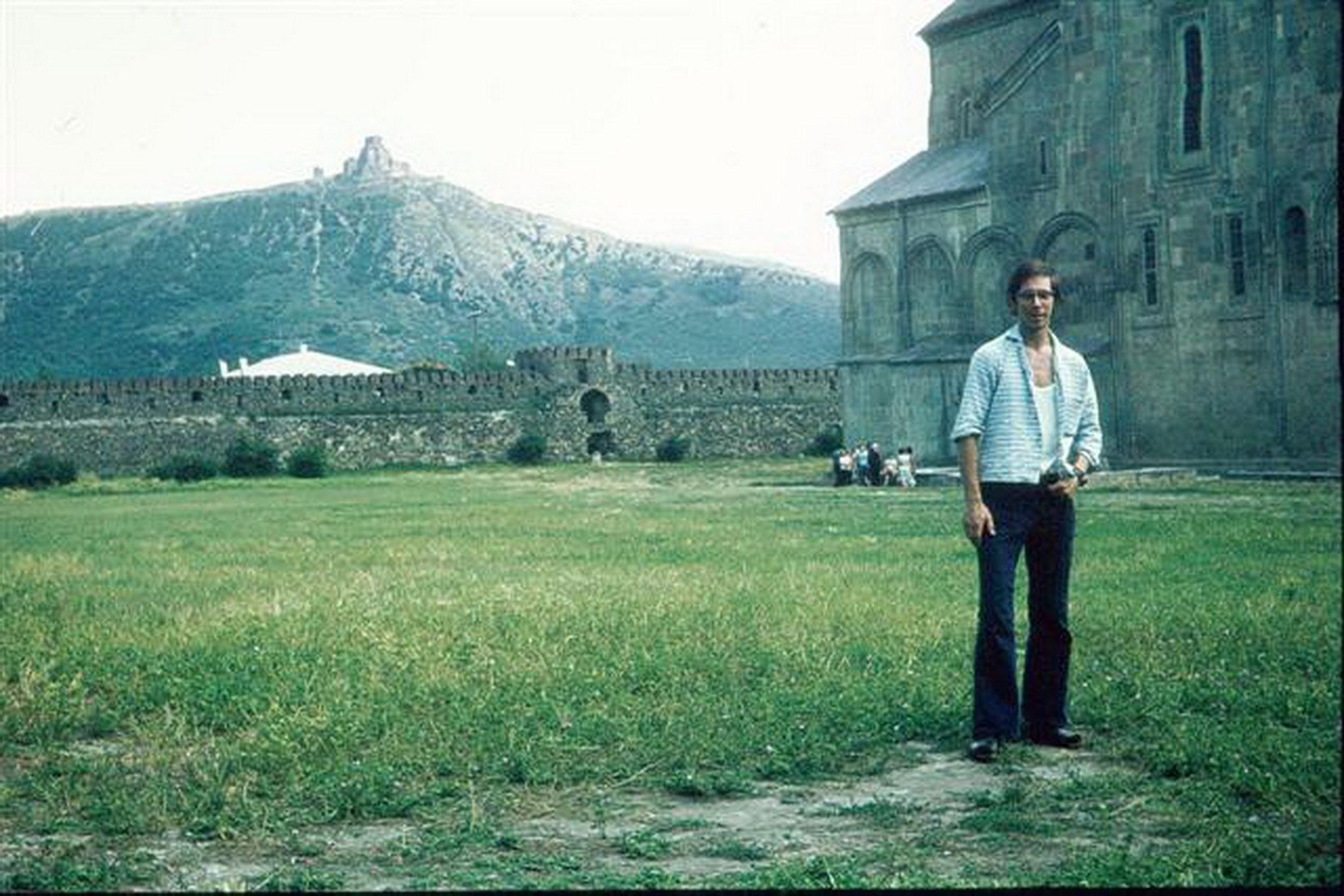 Kloster in Georgien