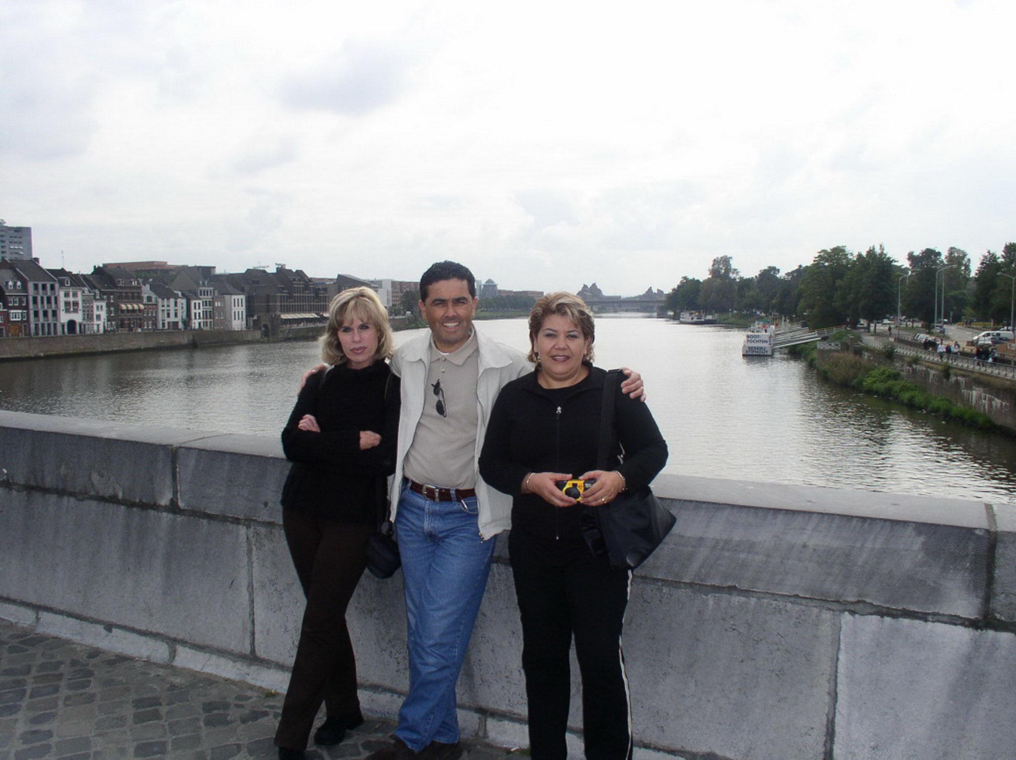 Irma und marisa zu Besuch in Aachen 2002