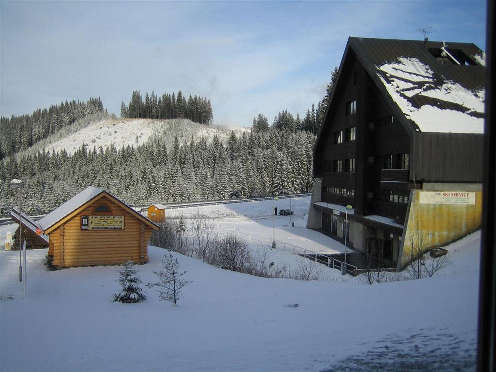 ... in Tatra mountain