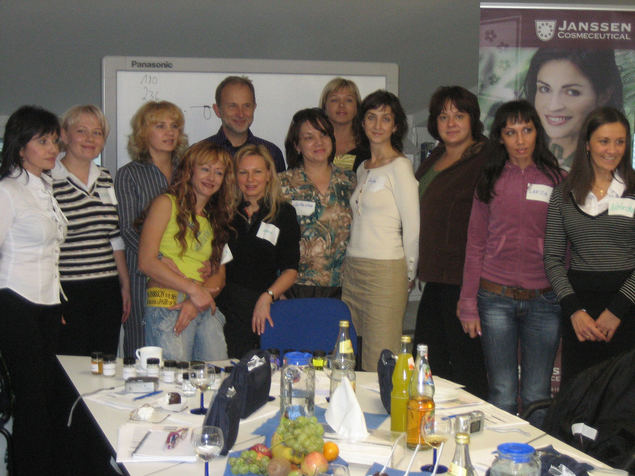 Russian professionals in Aachen 2006
