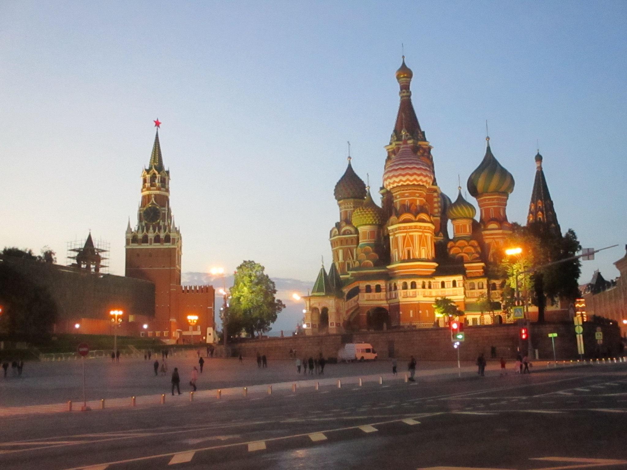 Moskau zum Hyatt Event 2017
