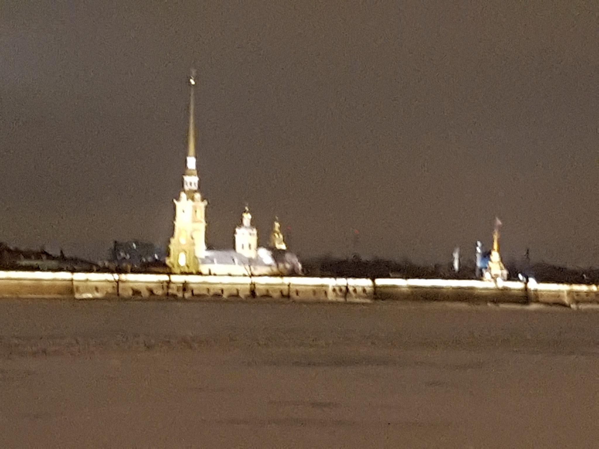 Peter & Paul Festung St. Petersburg