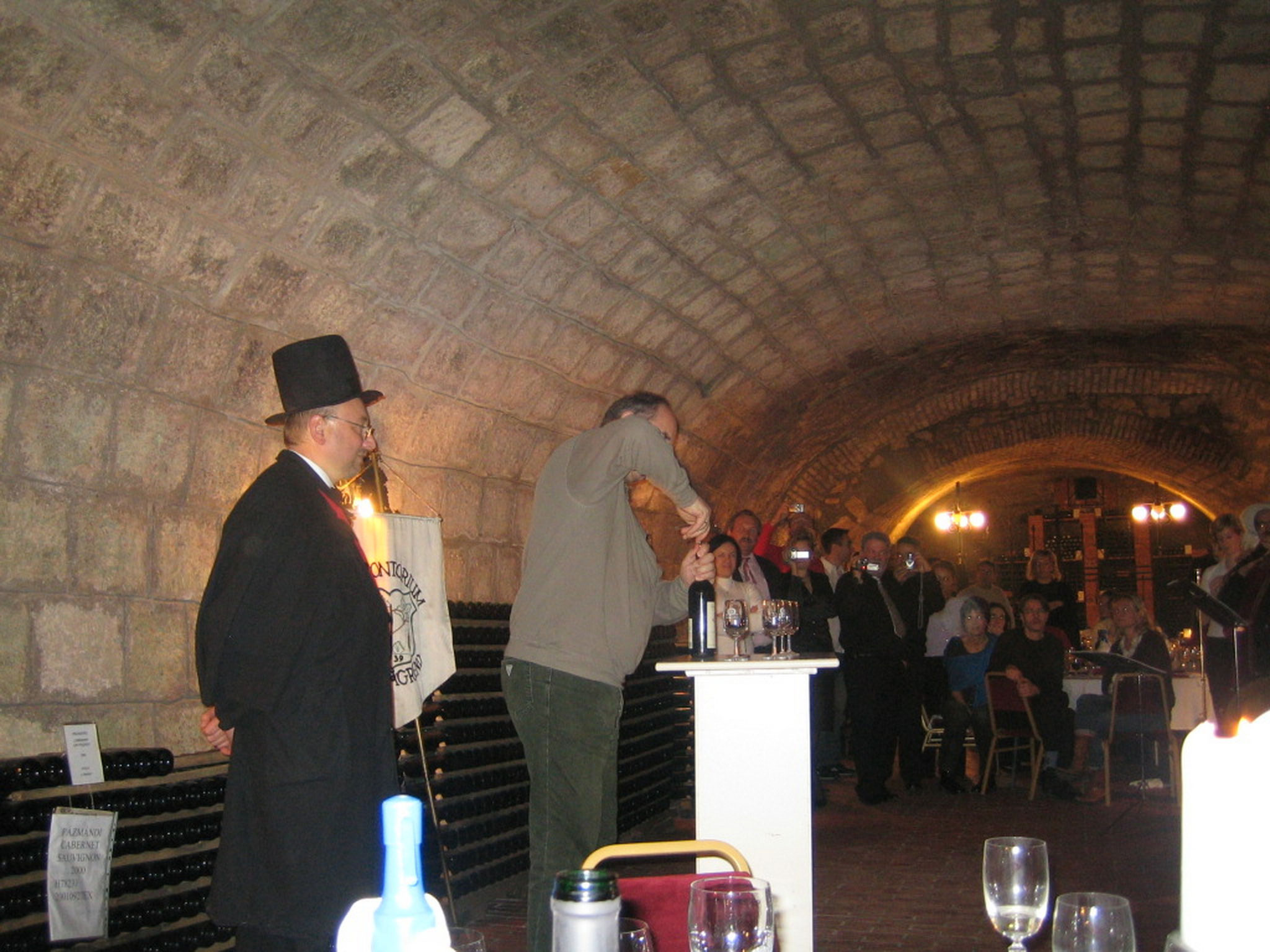 Visiting Budapest 2005 (Visegrad)