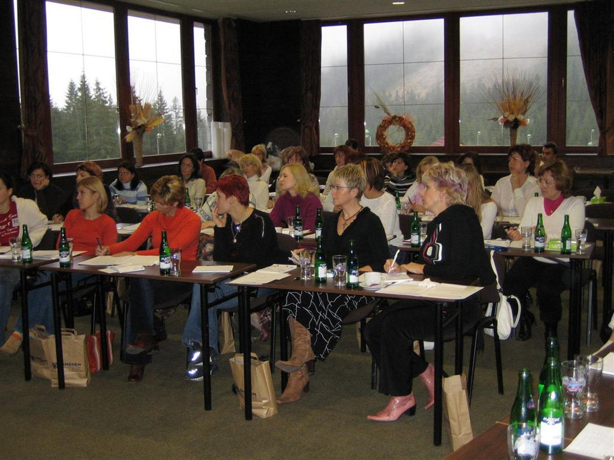Seminar in Slovakia 2004