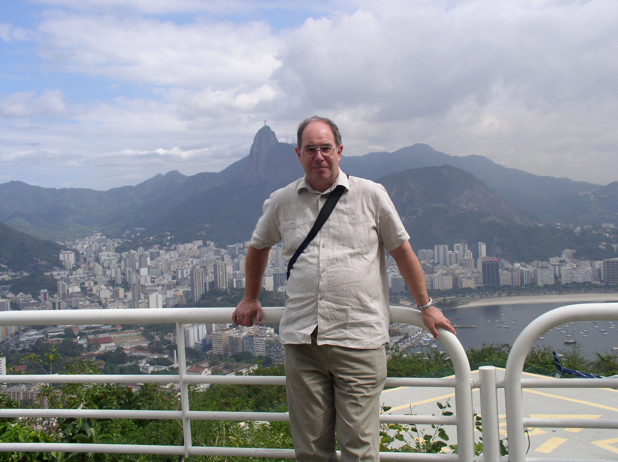 Walther in Rio 2003