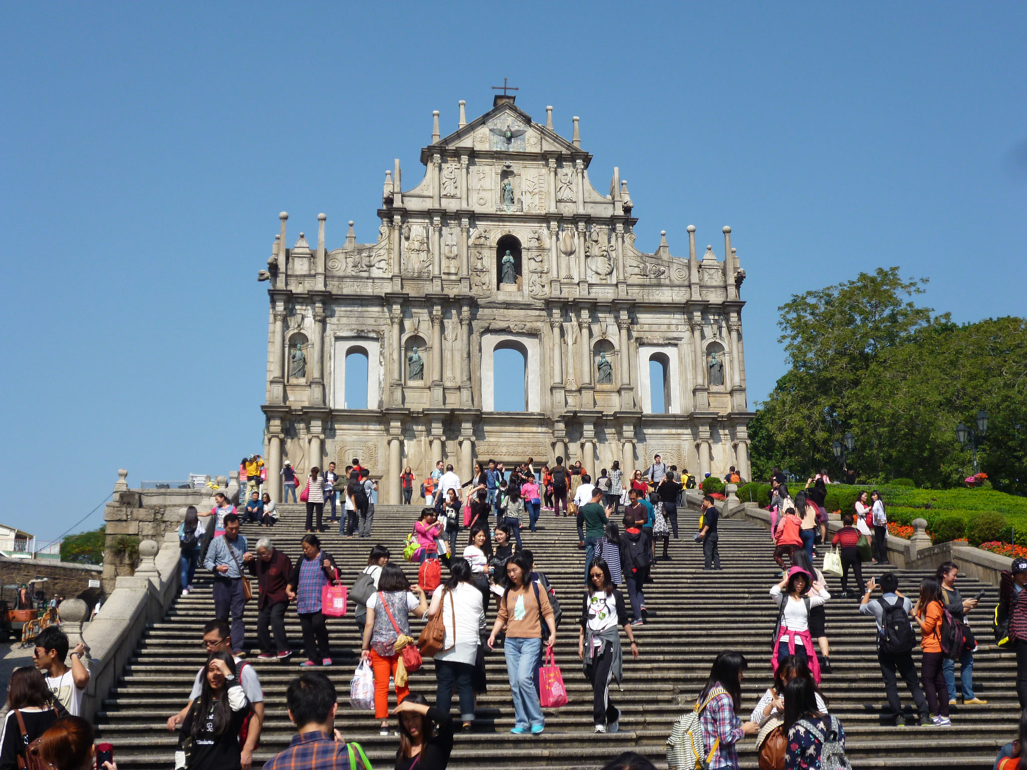 Besuch in Macao