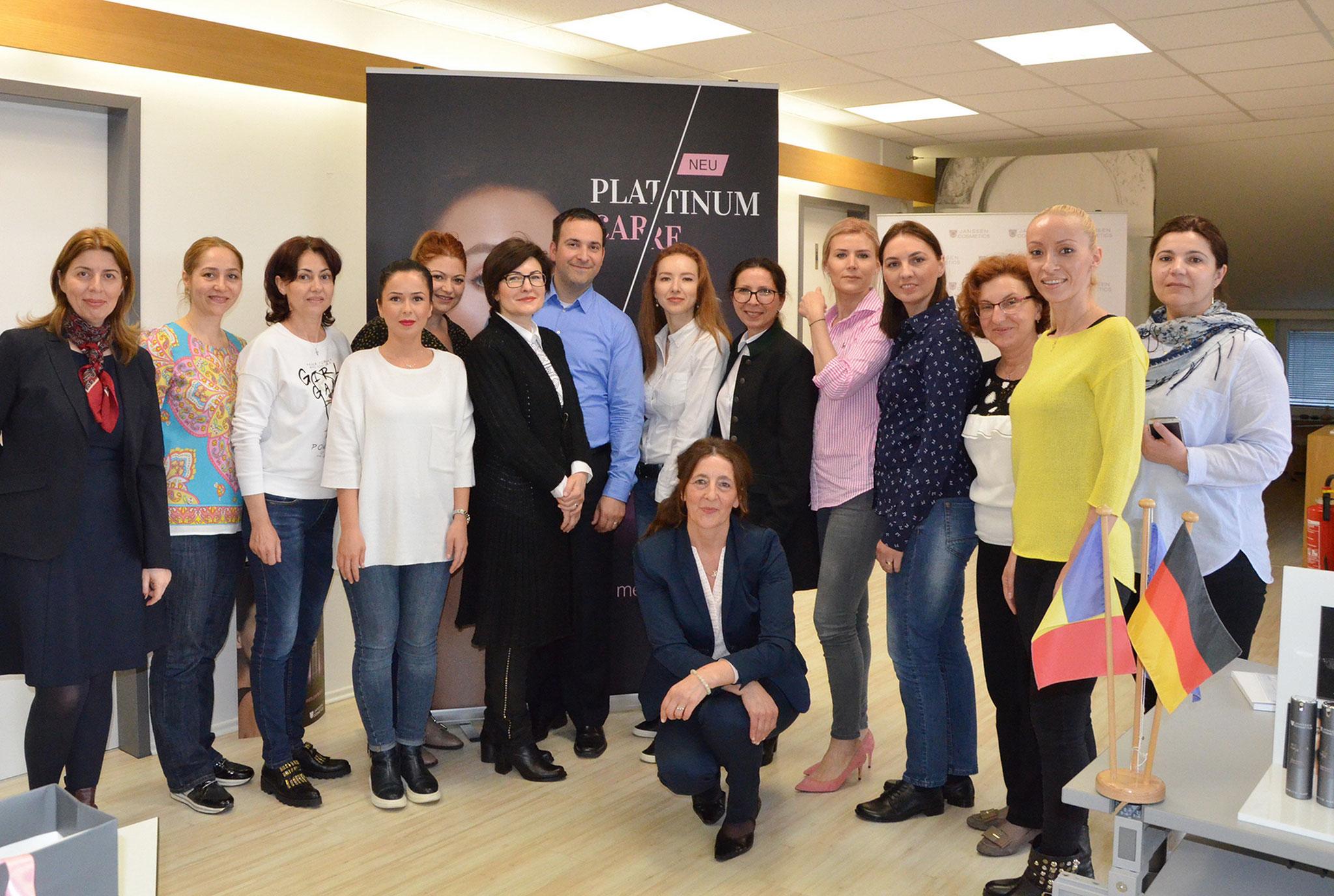 Rumänien zu Gast in Aachen 2017
