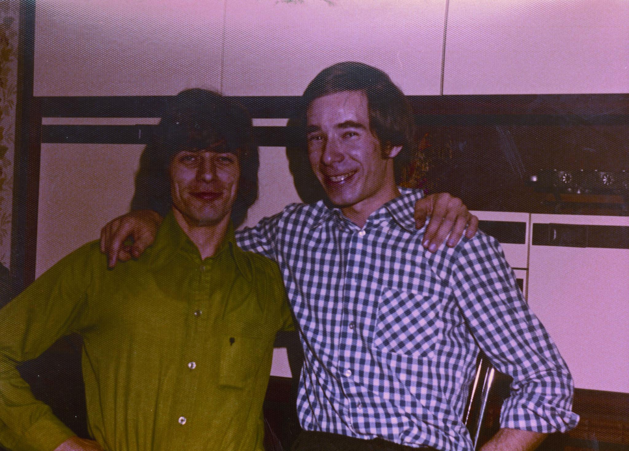 Mit Jos aus Vichten 1972