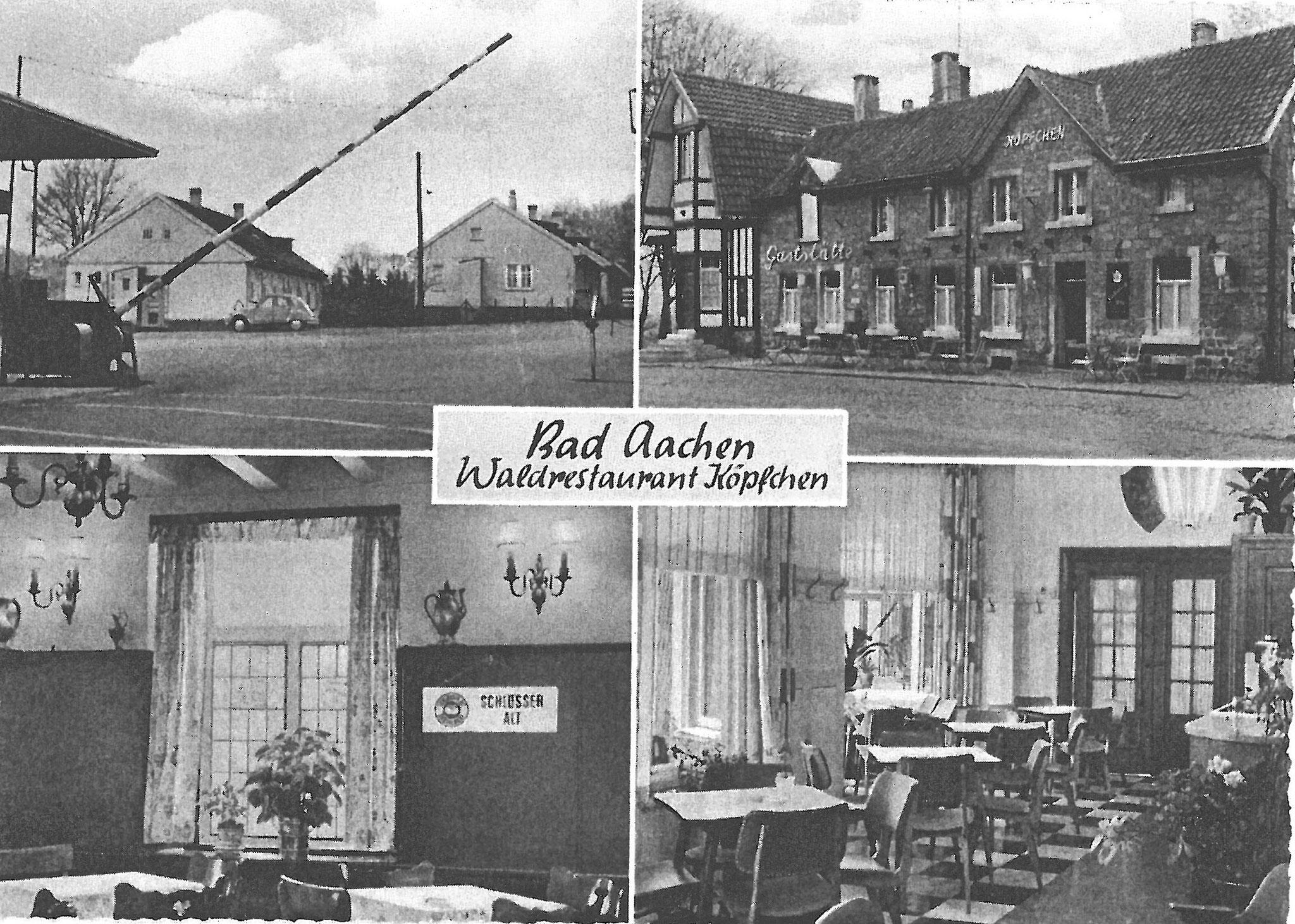 Deutsches Zollamt 1960