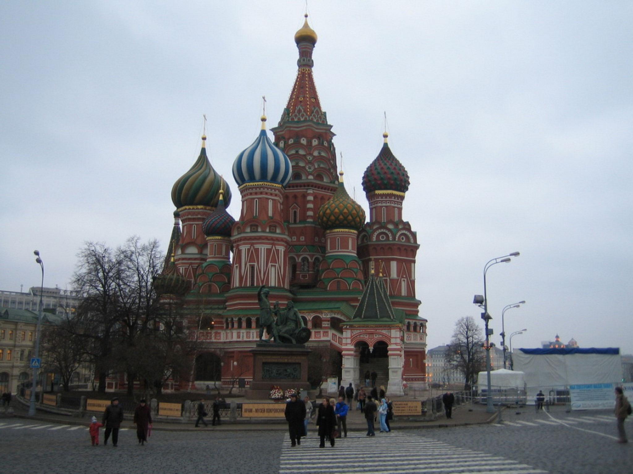 Basilius Cathedral