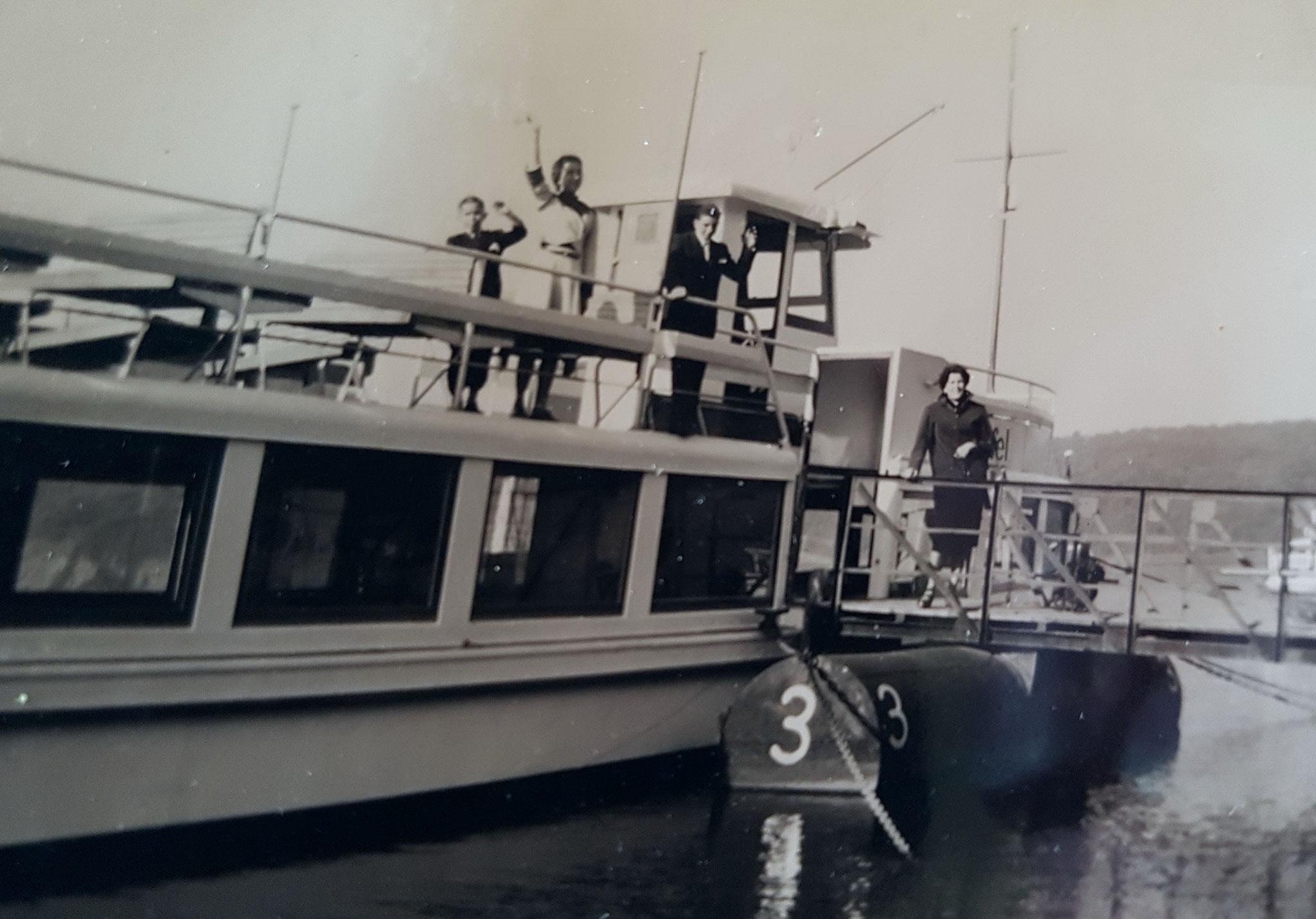 Schwammenauel 1956