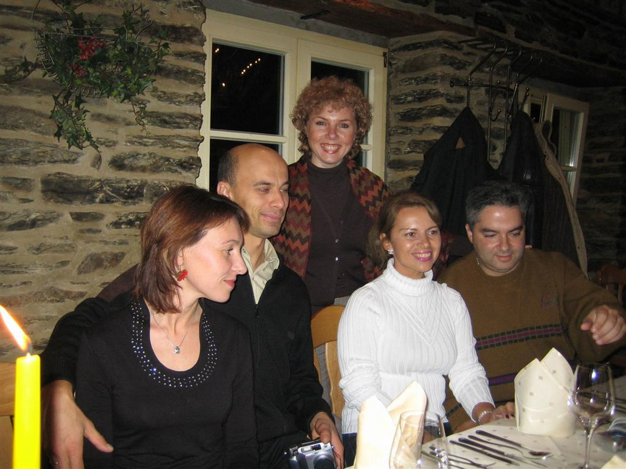 Seminar guests in Aachen - here Cyprus, Estonia and Russia