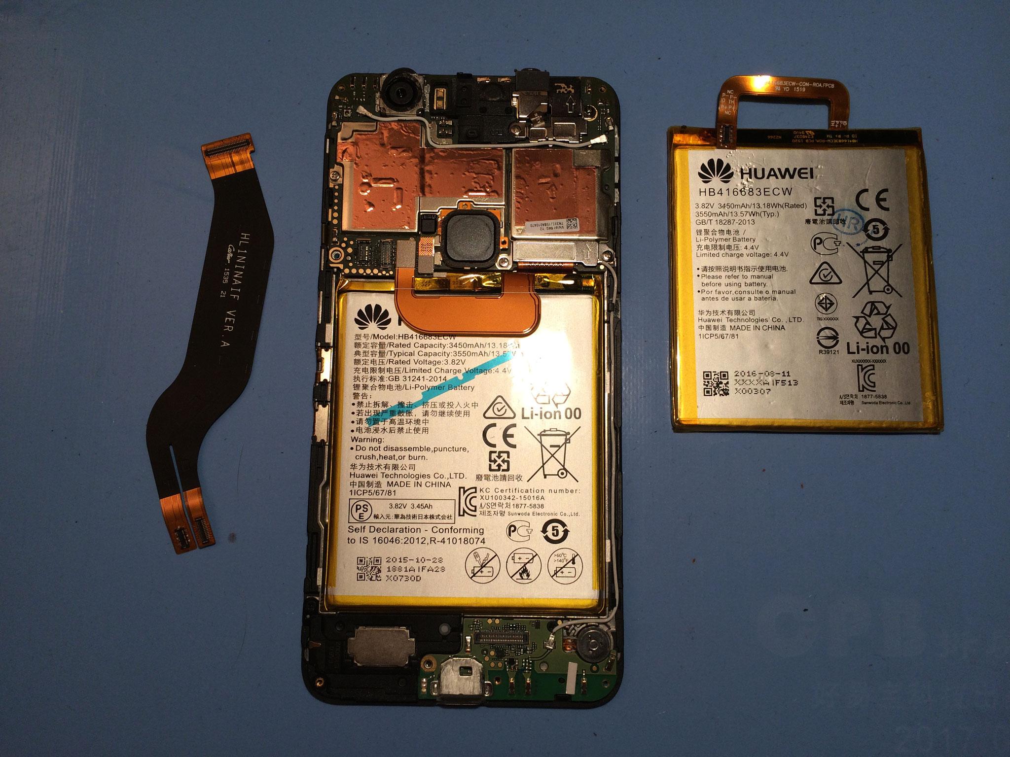 Nexus, Google oder andere Mobiltelefone erhalten bei Dr. Akku ein zweites Leben!