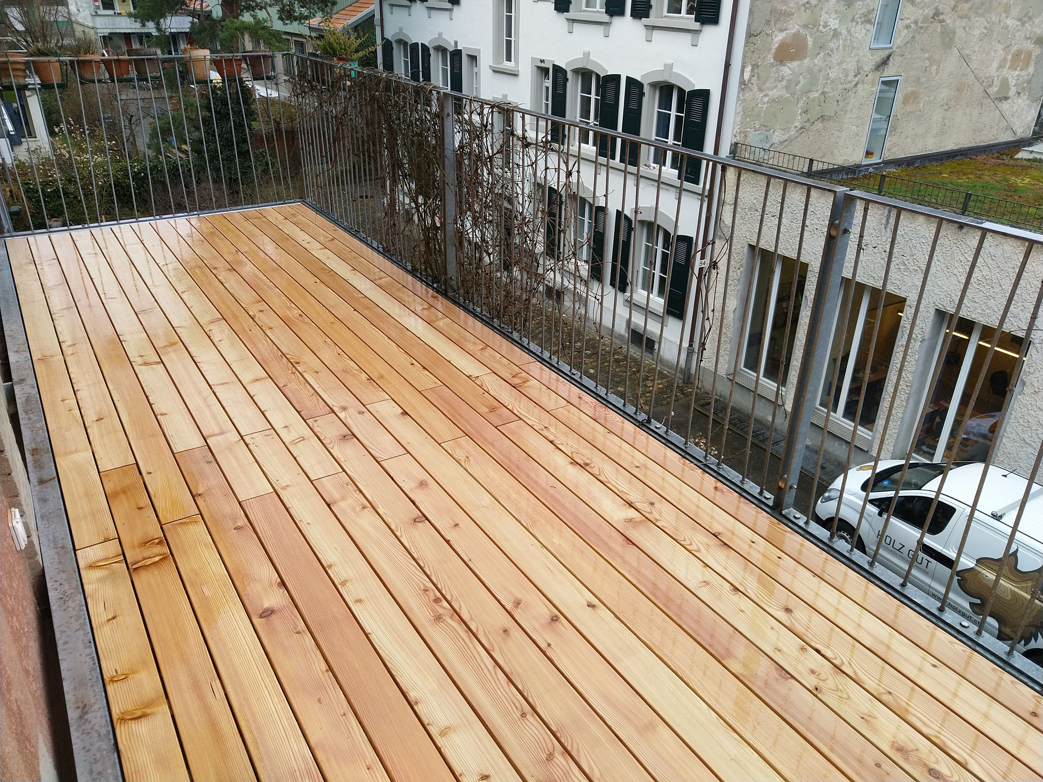 Balkon Lorraine, Bern