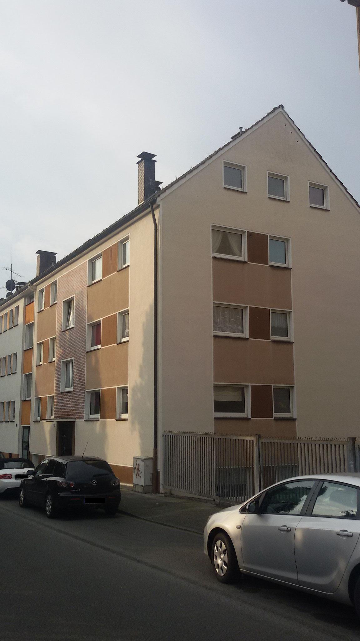 Markusstraße 17 - Außenansicht