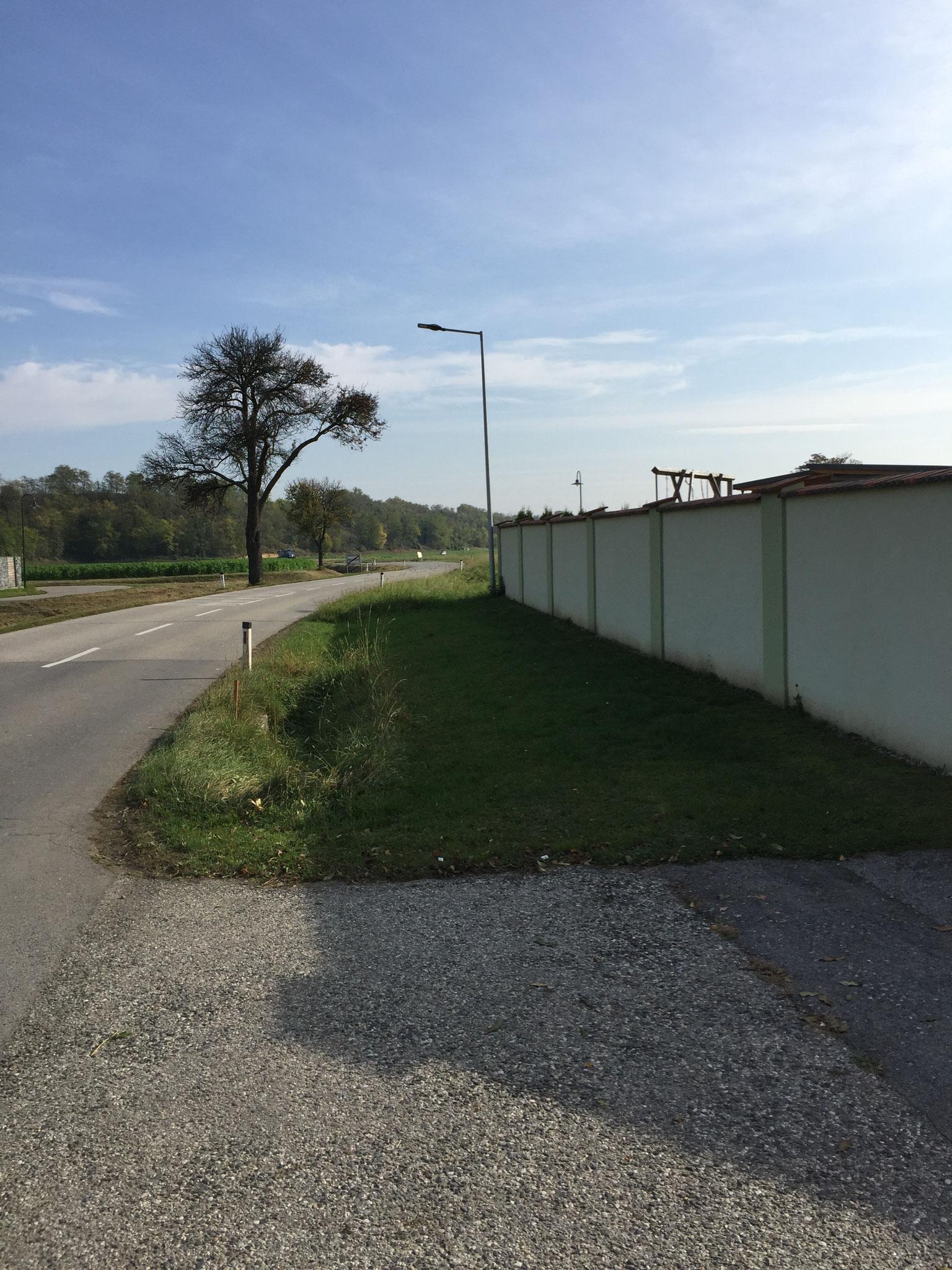 Ortseinfahrt Ottenthal Ost