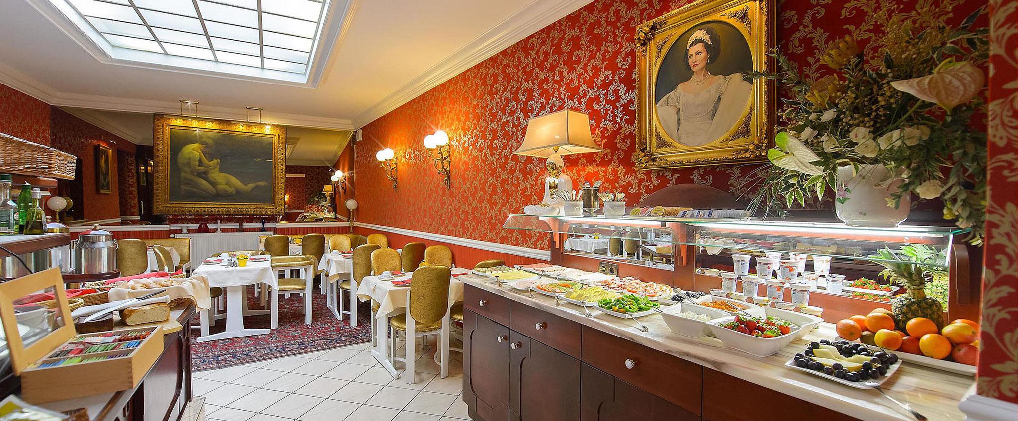 Romantisches Hotel - Romantisches Hotel Urania Prater Wien - Messe Nähe