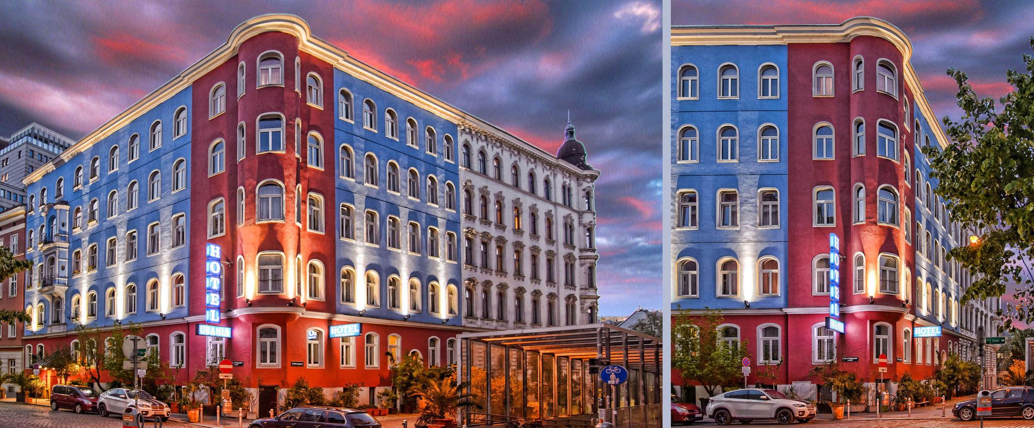 Stunden Hotel Wien