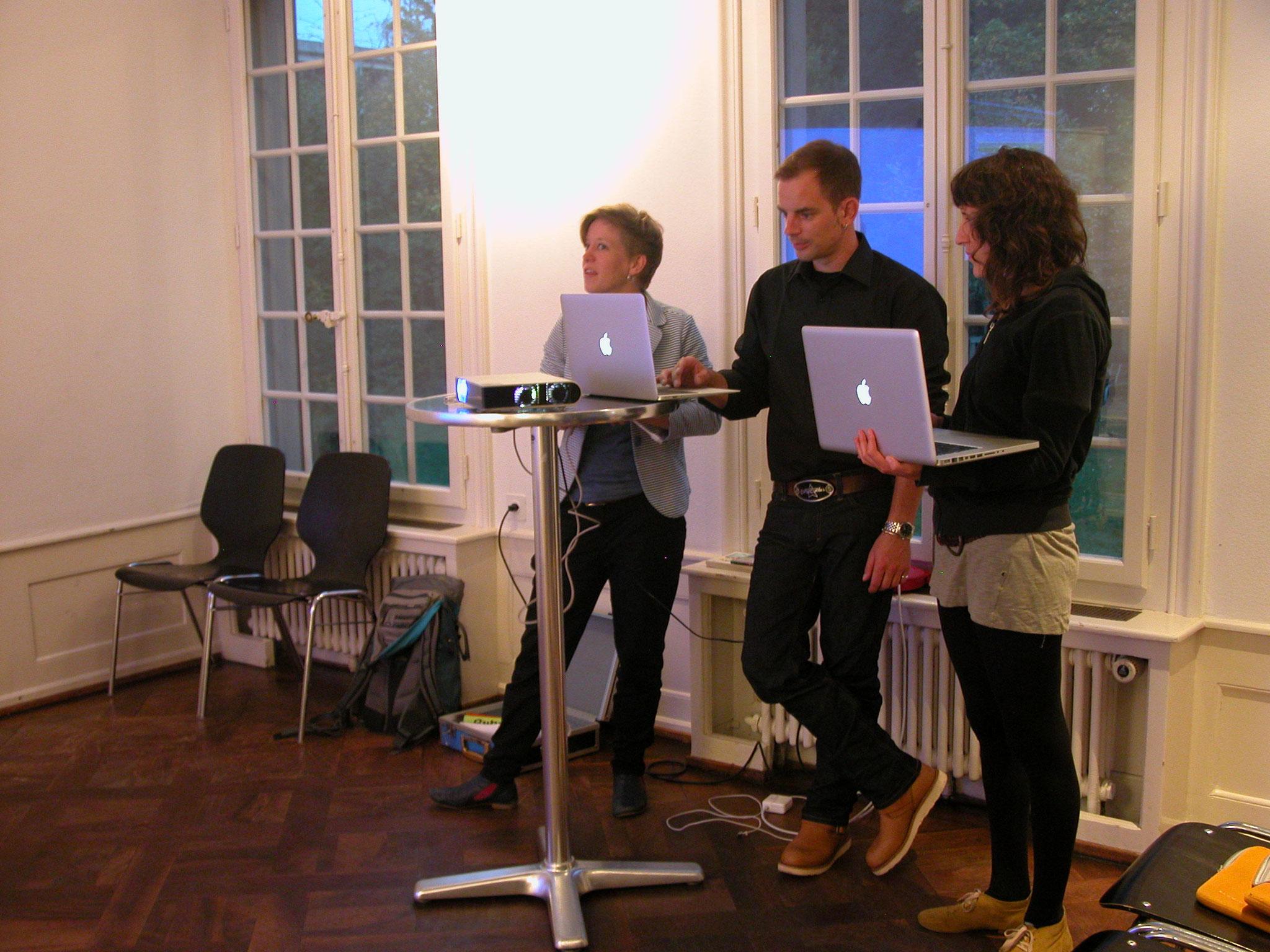 2013: Gründung des Vereins Netzwerk Soziokultur Bern