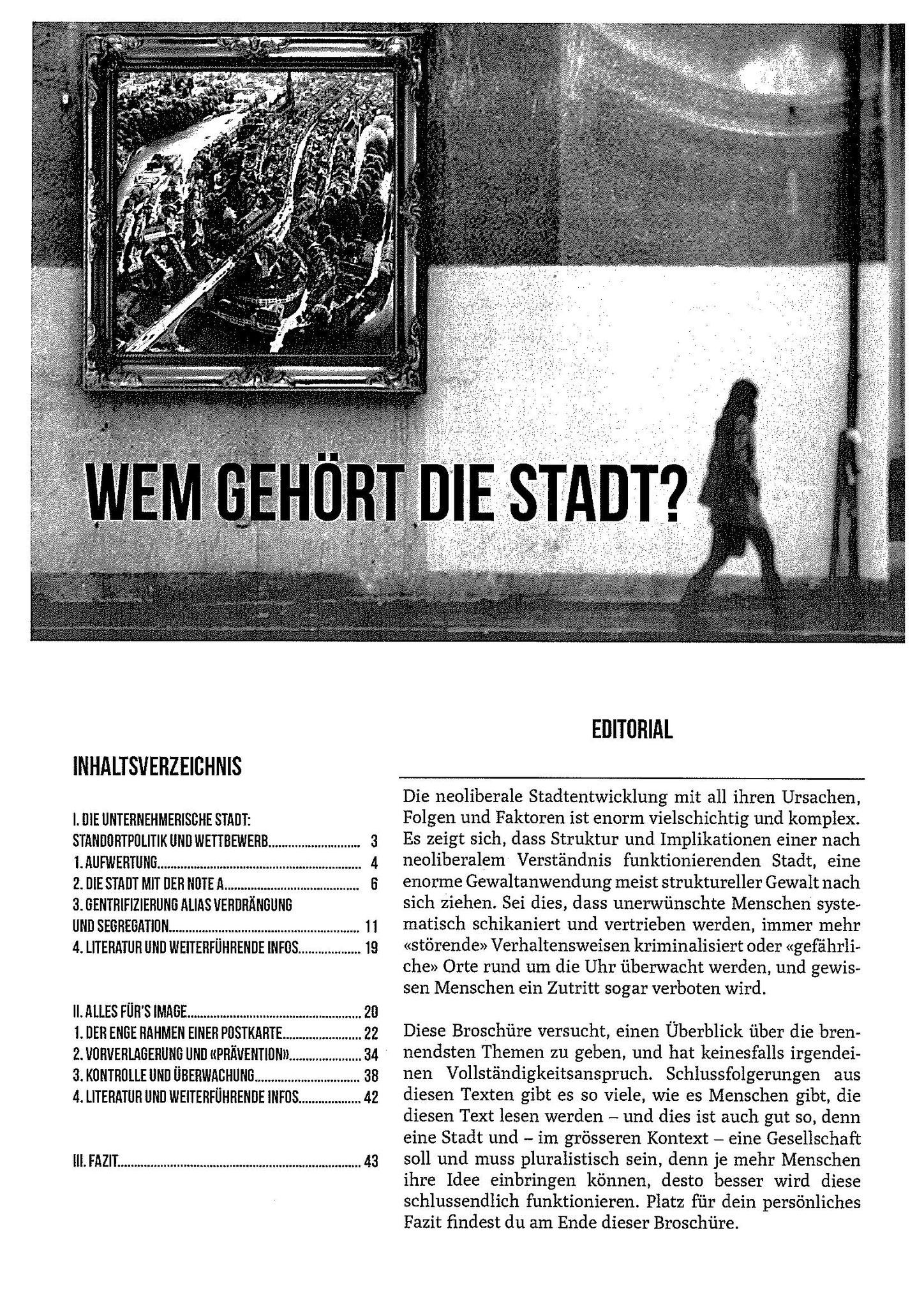 """2014: Tanz dich frei: Wir nehmen an der Expert*innenrunde der Stadt Bern zum Thema """"Rückblick und Erkenntnisse aus jugendpolitischer, jugendkultureller und soziologischer Sicht"""" teil"""