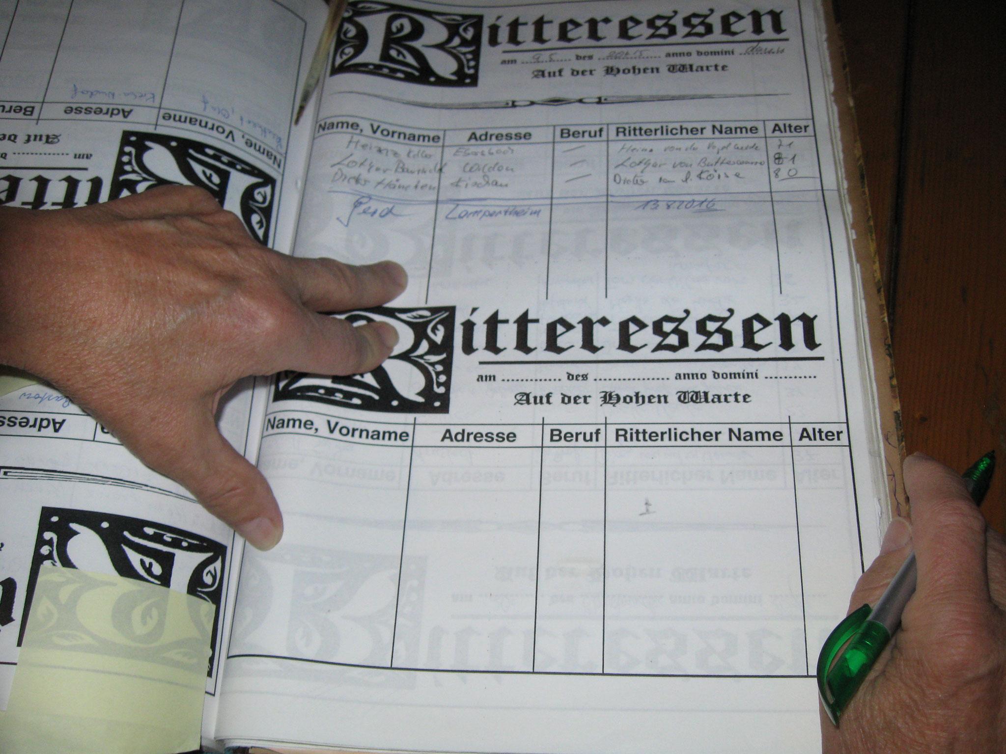 Das Ritterbuch