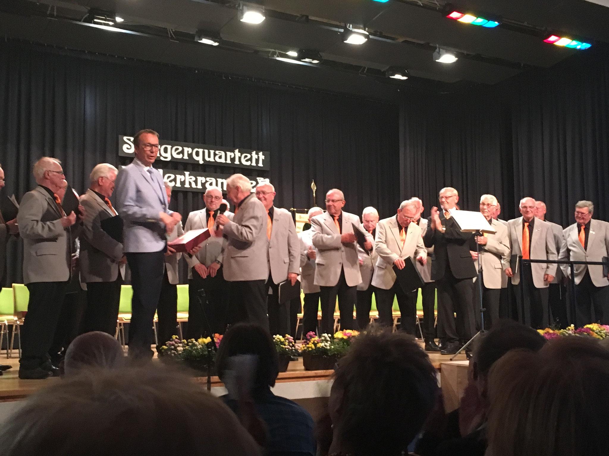 ... und Rudi Jäger