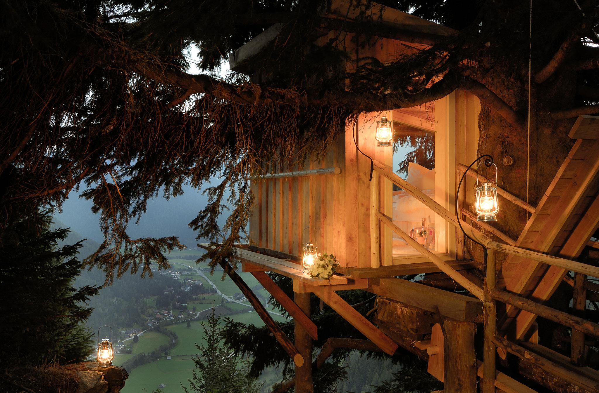 Hochzeiterhütte - Baumhaus