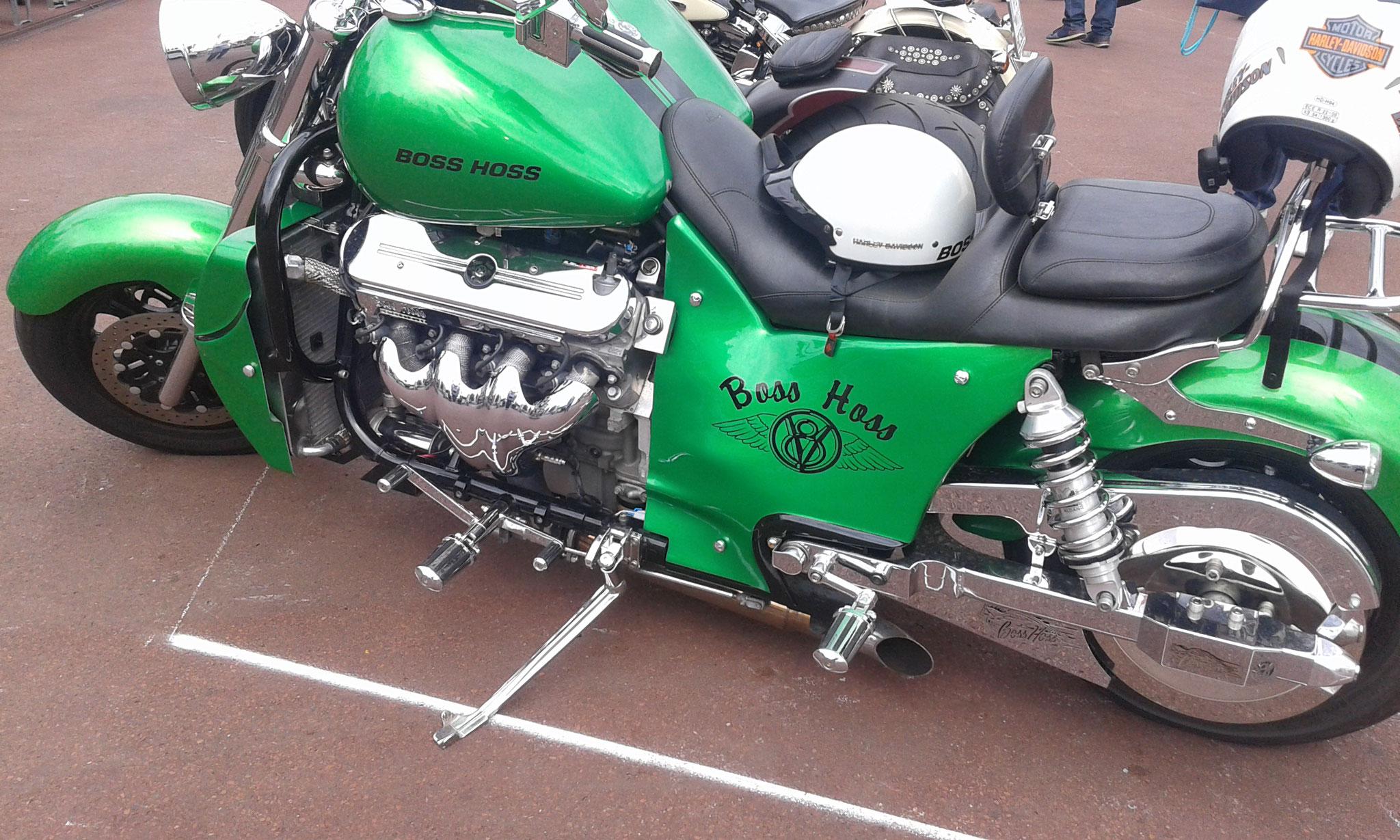Impressionen Harley Days 2017 Spielbudenplatz Hamburg St. Pauli
