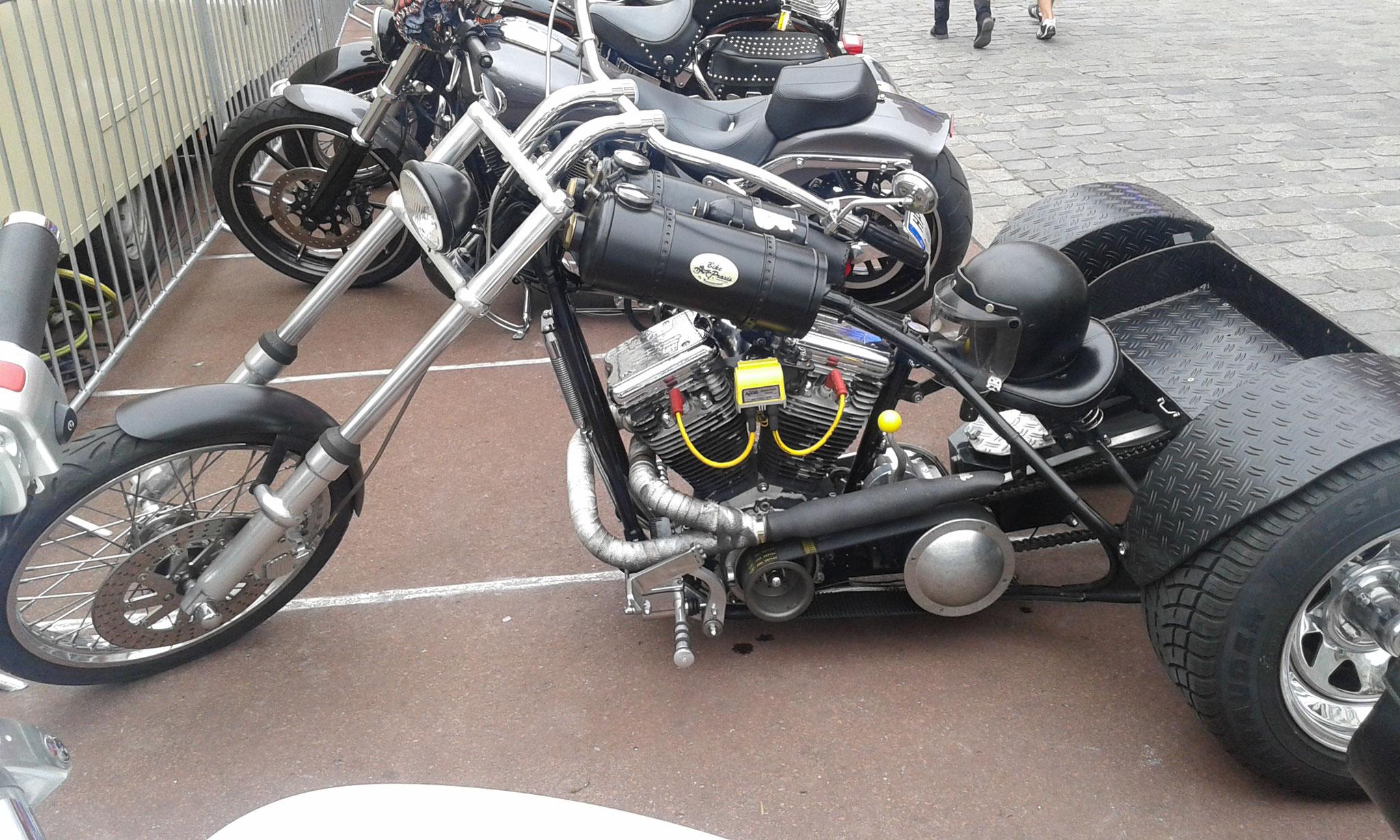 Impressionen Harley Days 2016 Spielbudenplatz Hamburg St. Pauli