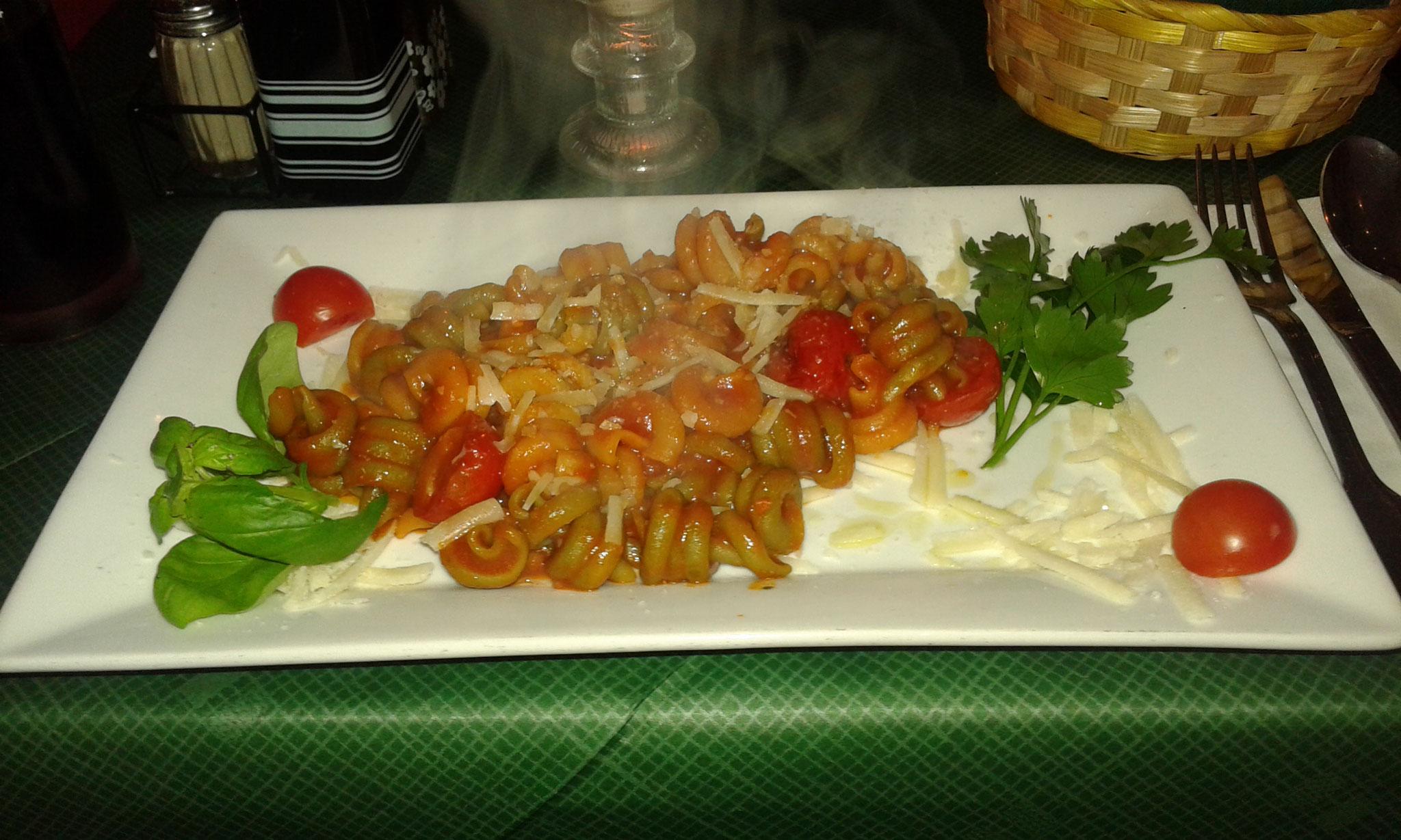Mittagstisch Trattoria 500 - Hauptgericht - Pasta