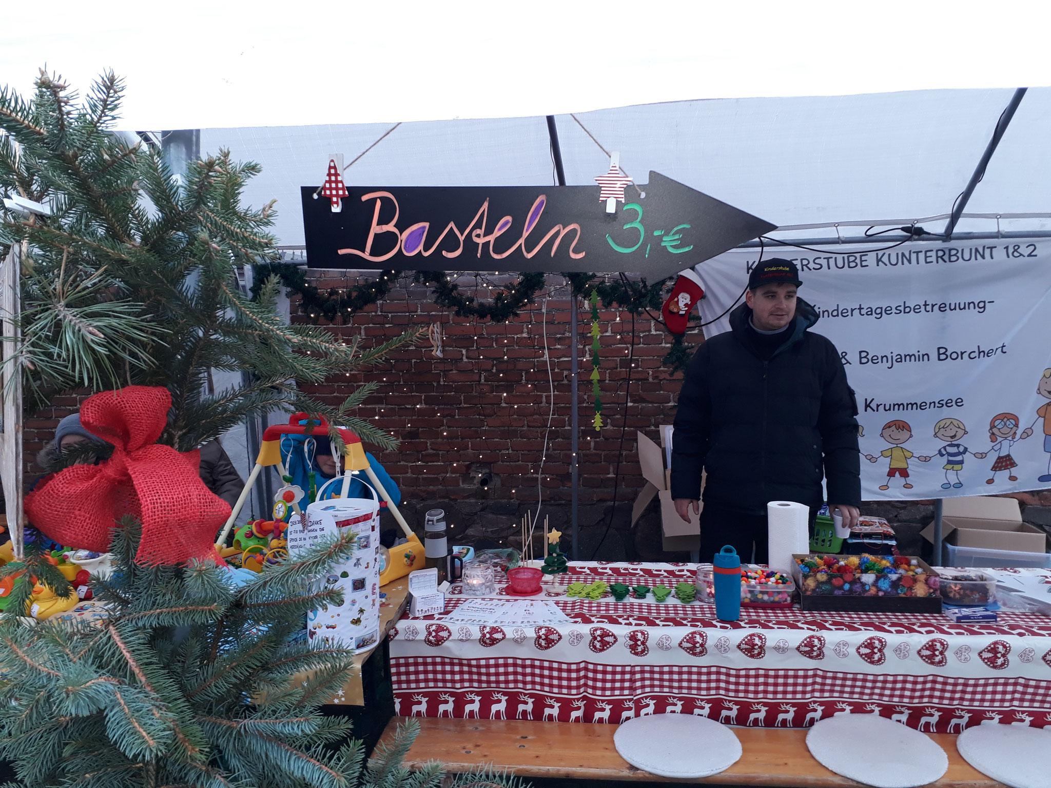 Weihnachtsmarkt Krummensee