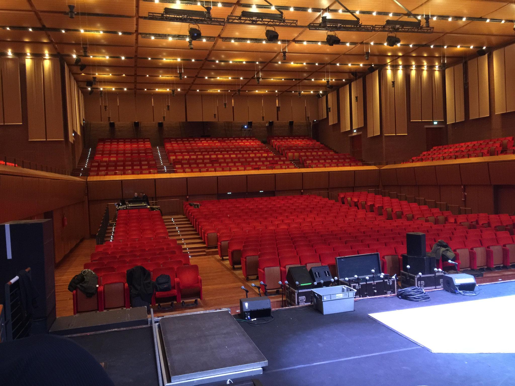 Live Gospel Auditorium Parco della Musica (2017)