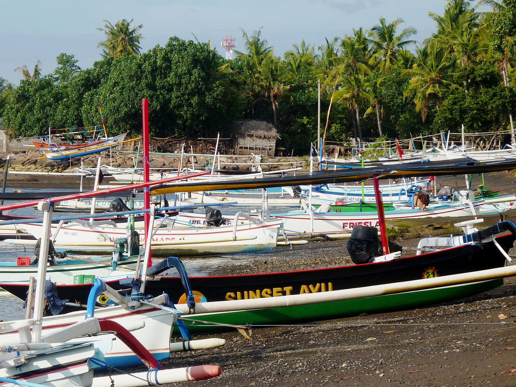 The beach of Banyualit