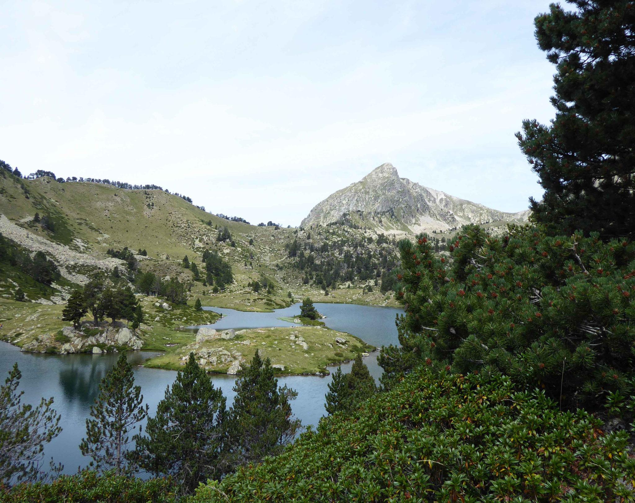 Les lacs du Bastan un autre jour