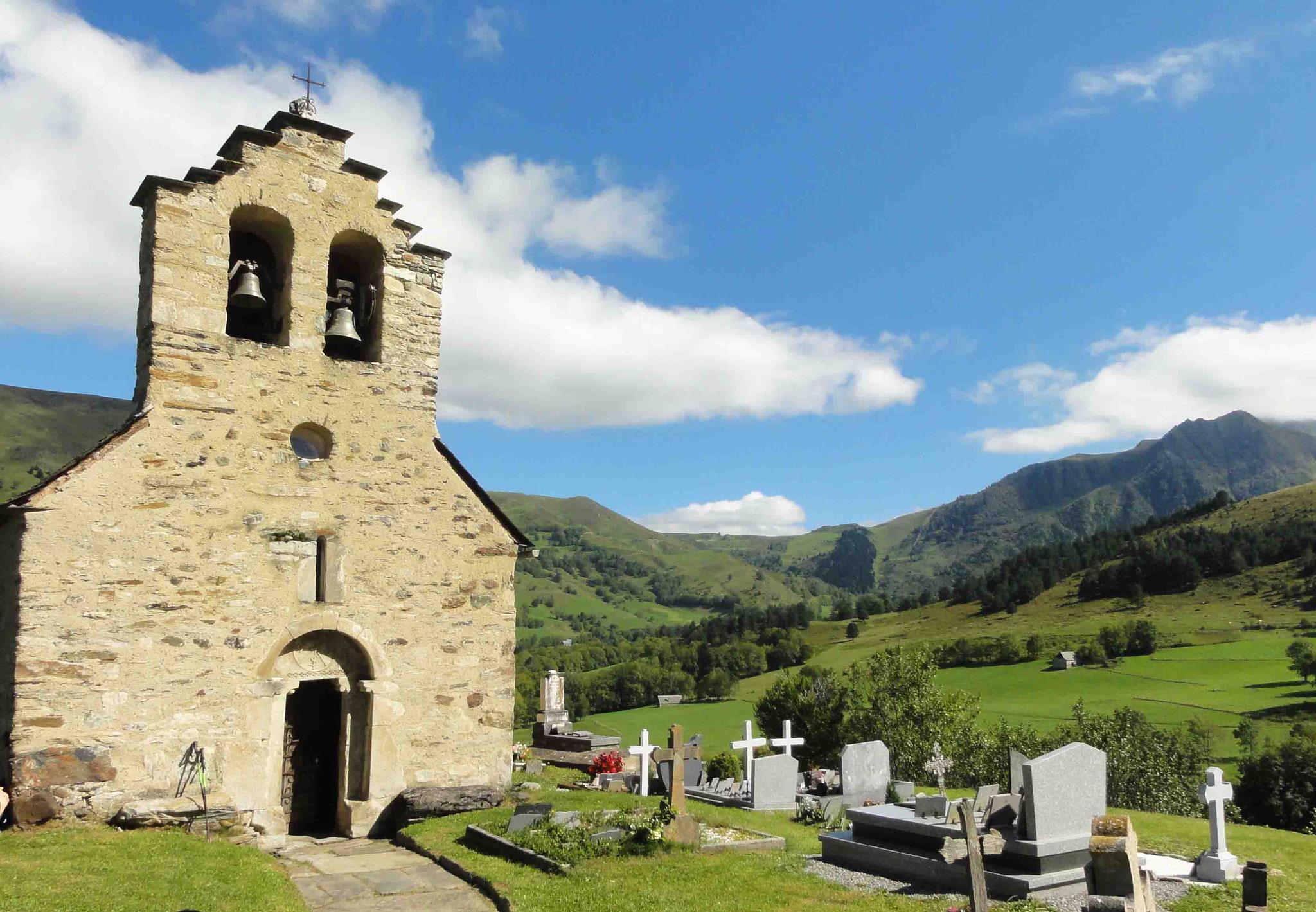 La chapelle d'Ens, allez la visiter... vous ne serez pas déçus