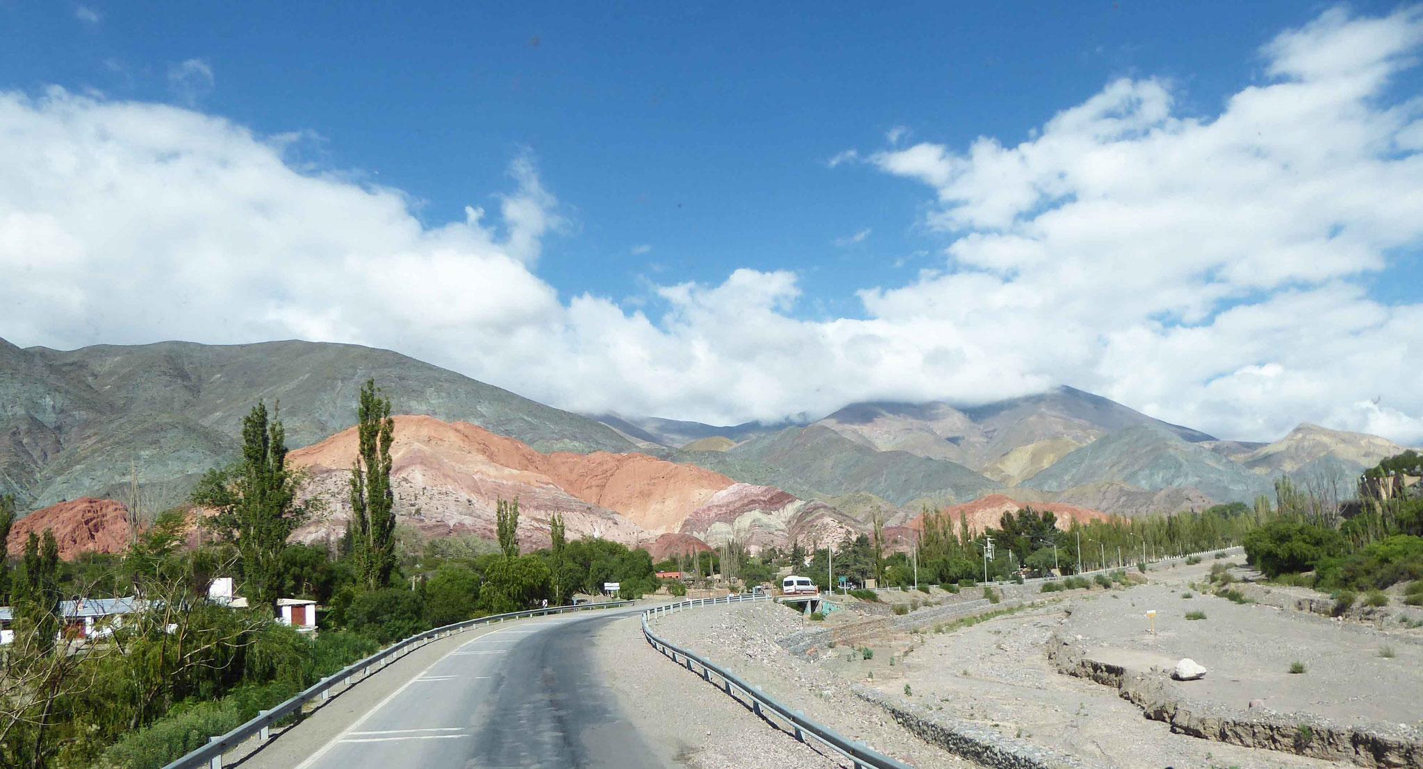 El Cerro de los Siete Colores de Pumamarca