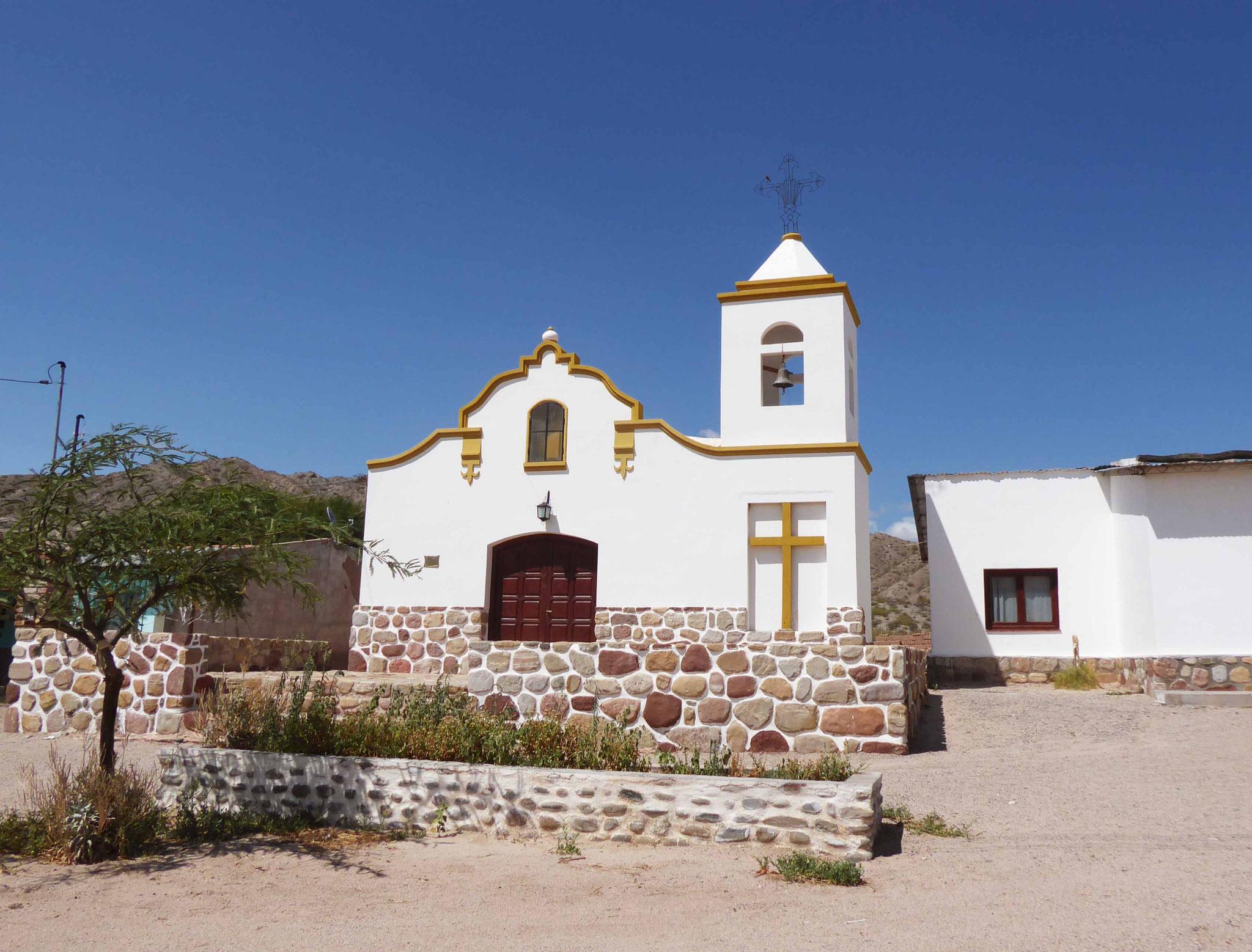 Chapelle de Nuestra Señora del Perpetuo Socorro à Payogastilla
