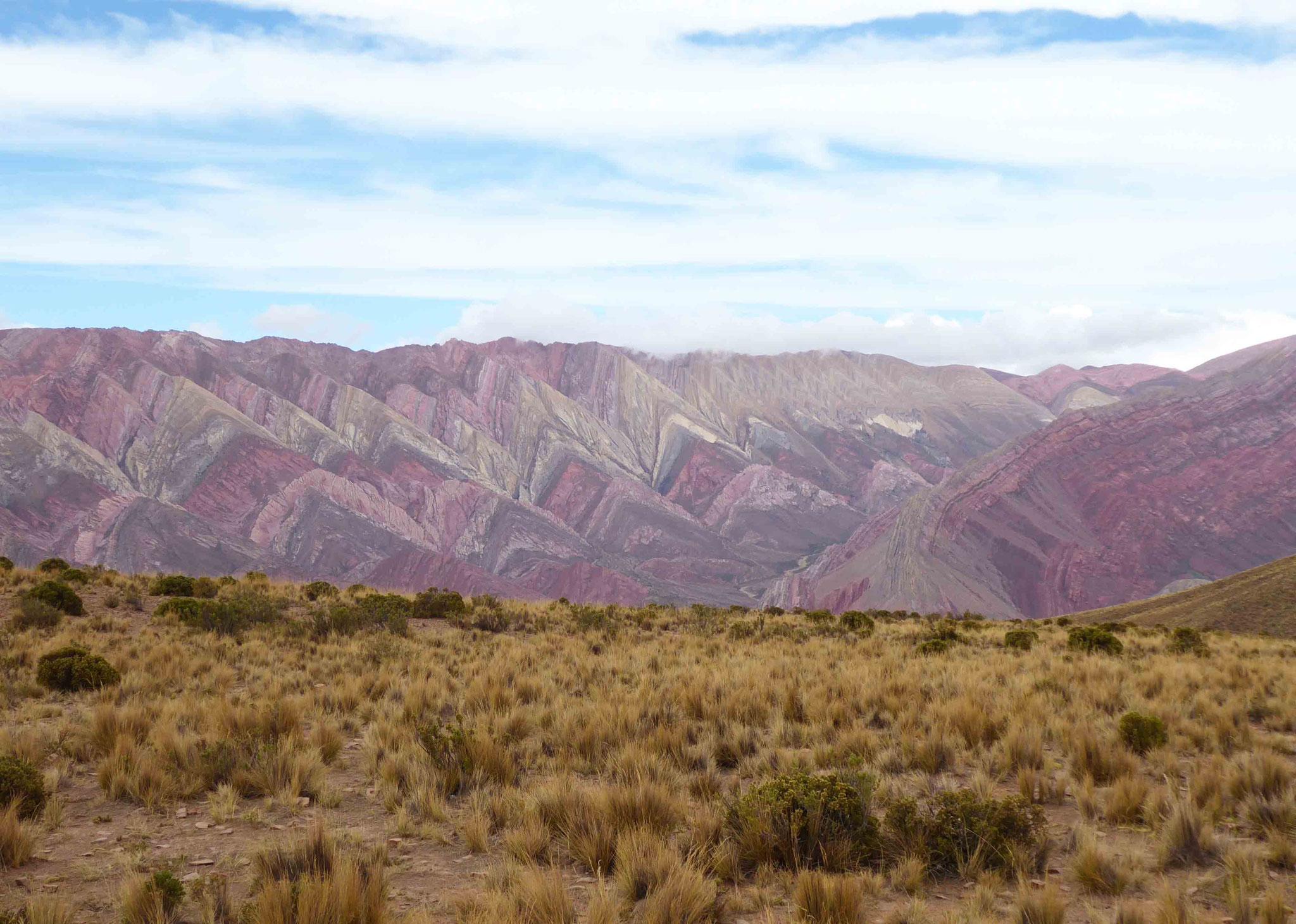 Montagne aux 14 couleurs de Hornocal (4350 m)