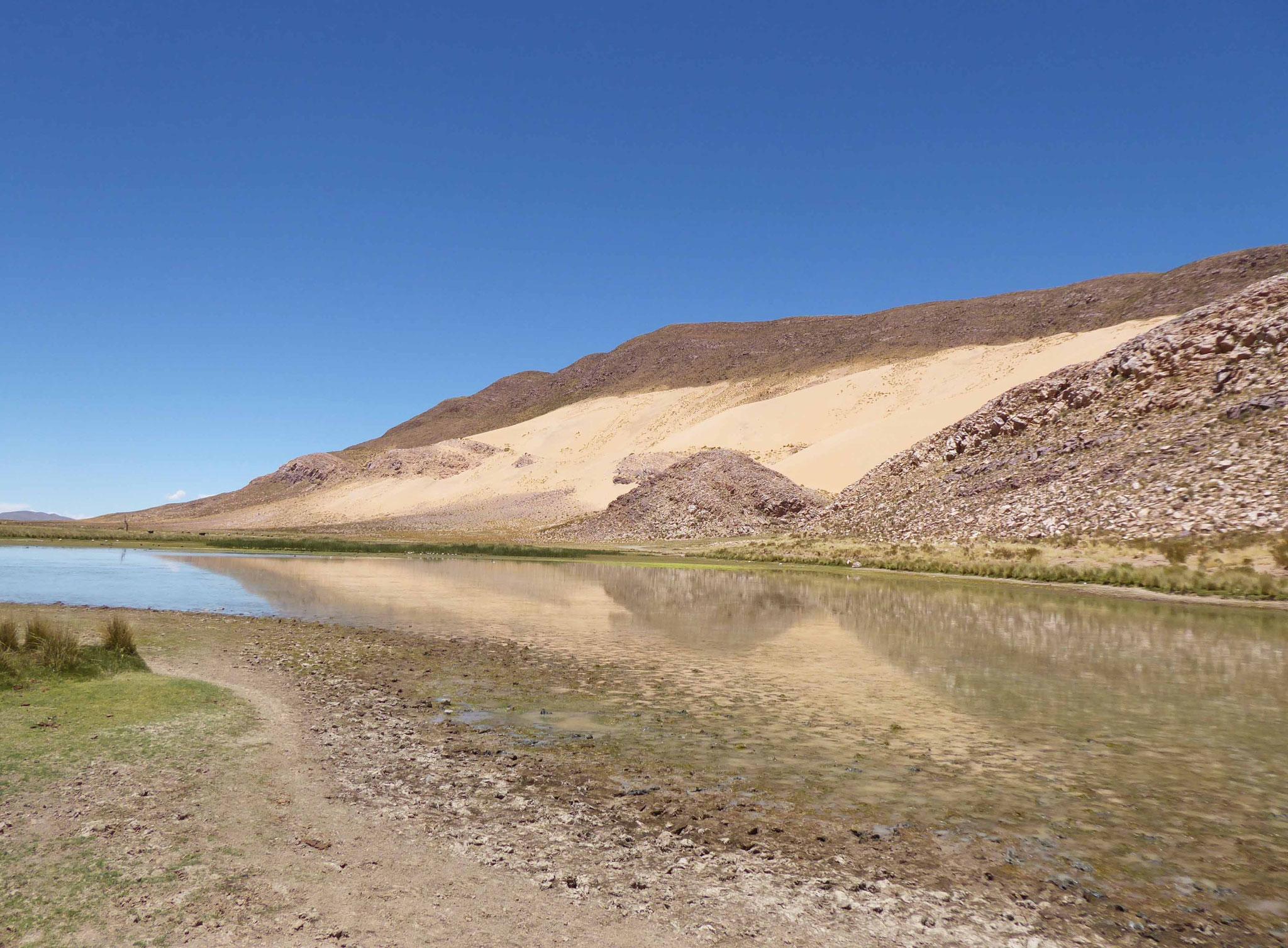 Mi banc d'Arguin, mi dune du Pilat... que nenni, la dune de Huancar...
