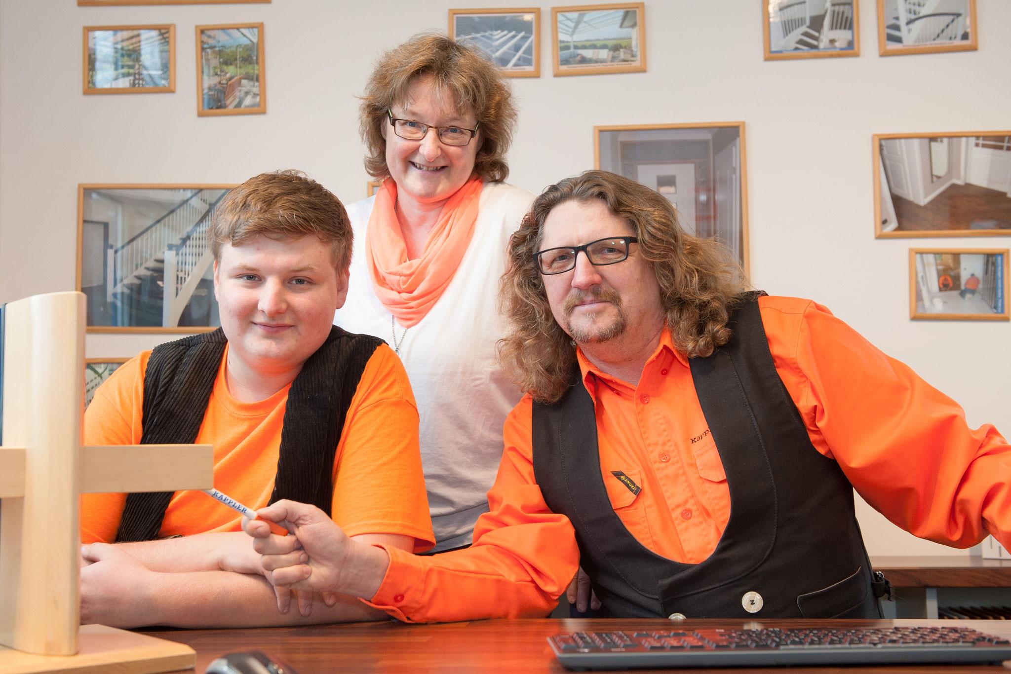 Familienunternehmen KÄPPLER BauTischlerei